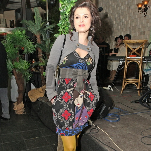Betka Stank in Desigual Dress, Fonte: google.com