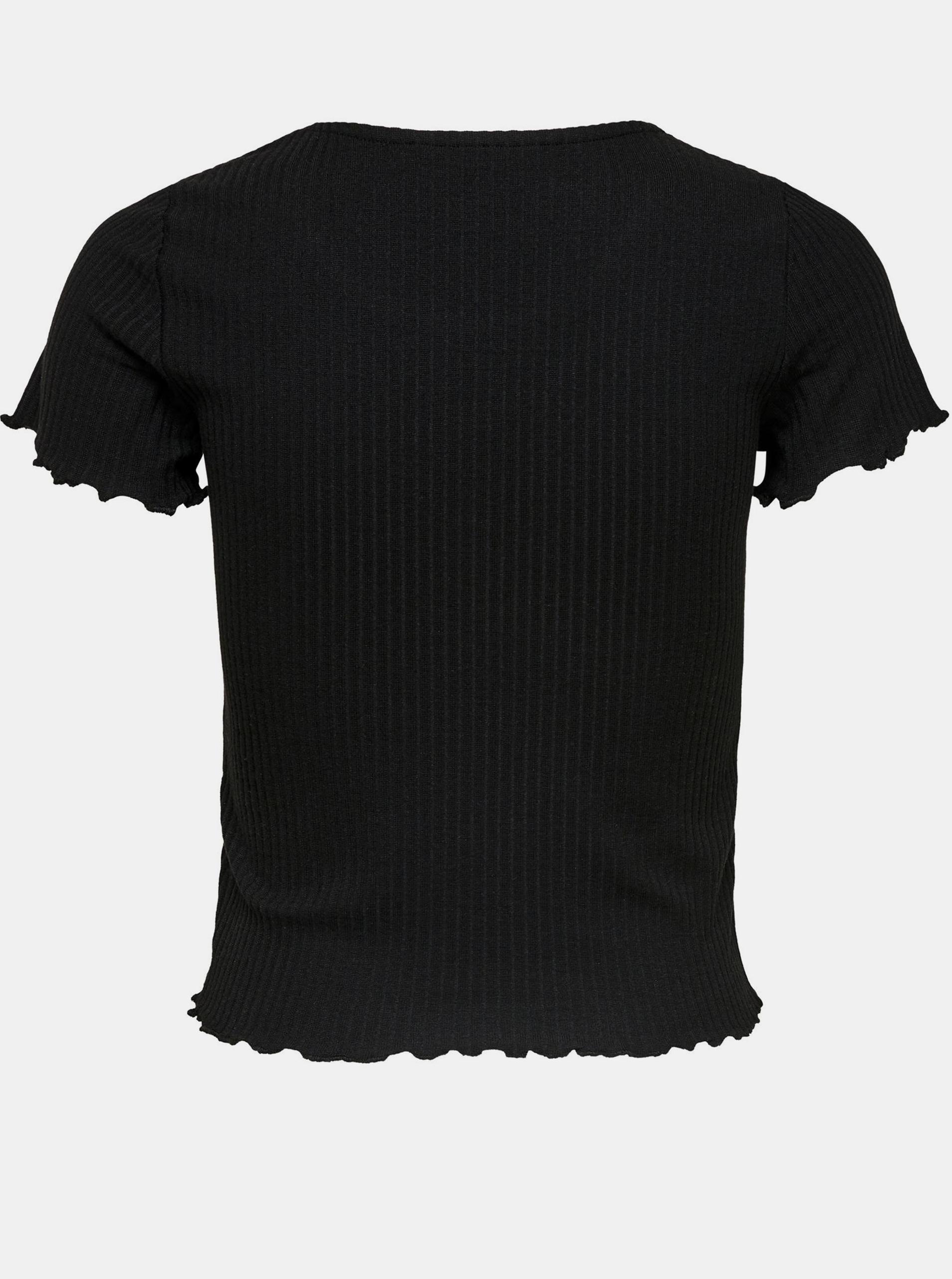 Only nero da donna maglietta