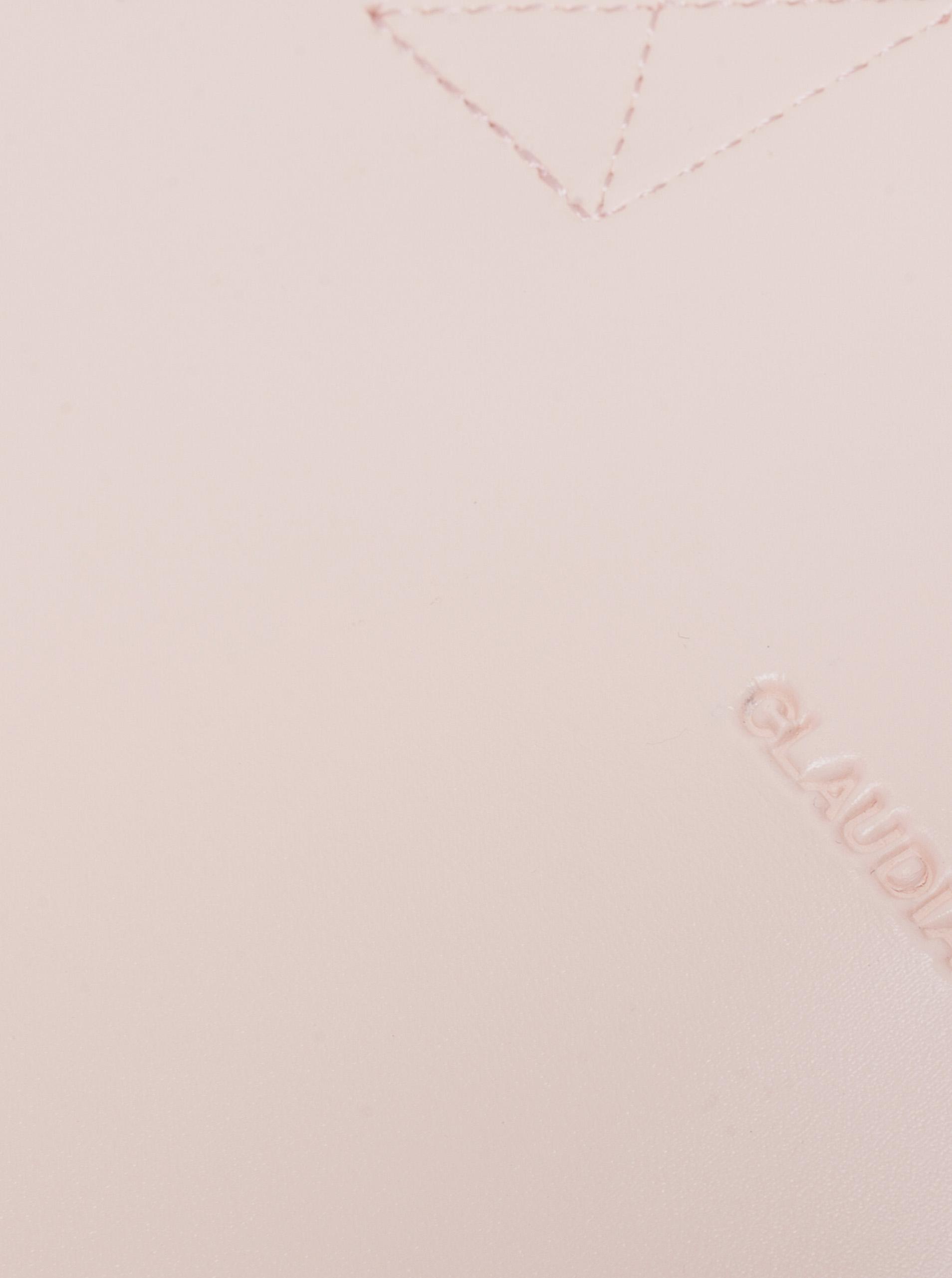 Claudia Canova rosa borsetta