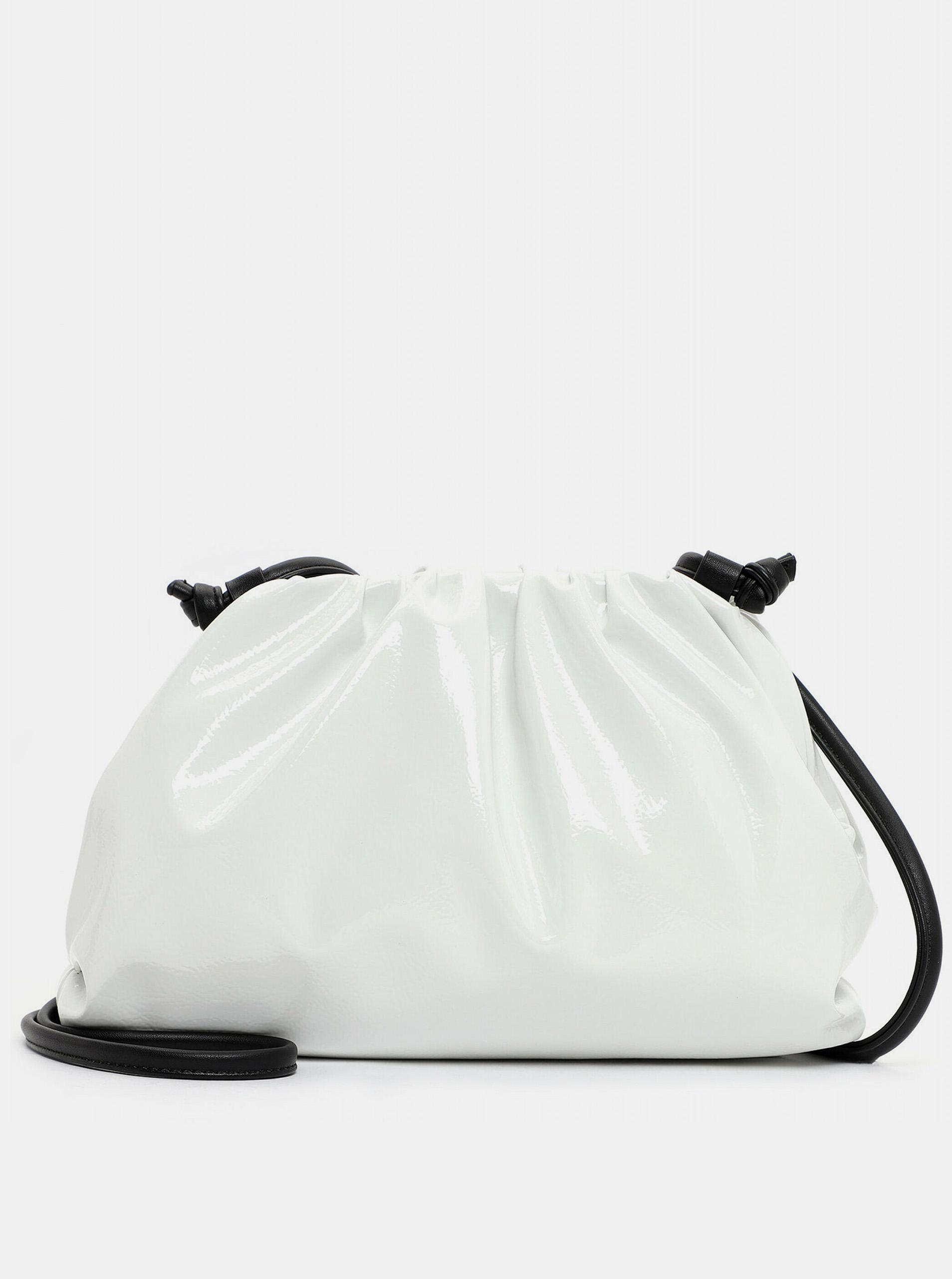 Tamaris bianco crossbody piccola borsetta