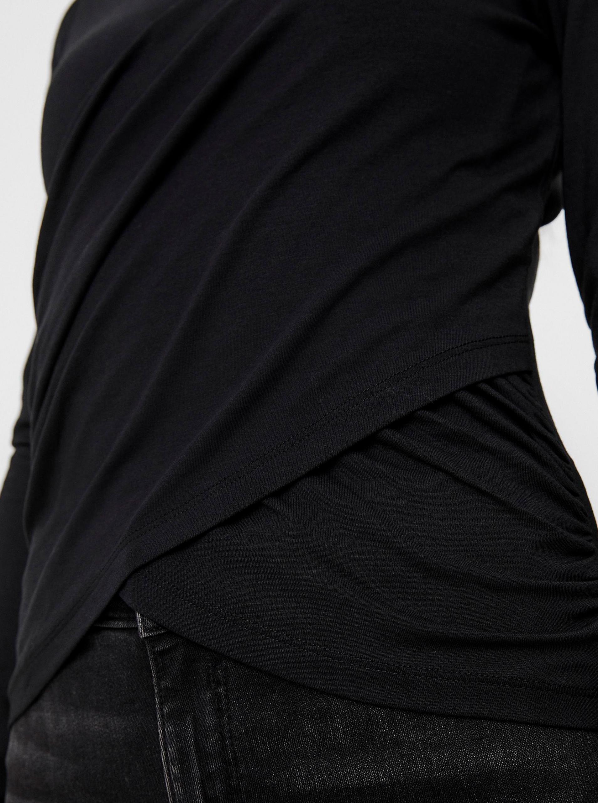 Vero Moda nero maglietta Panda