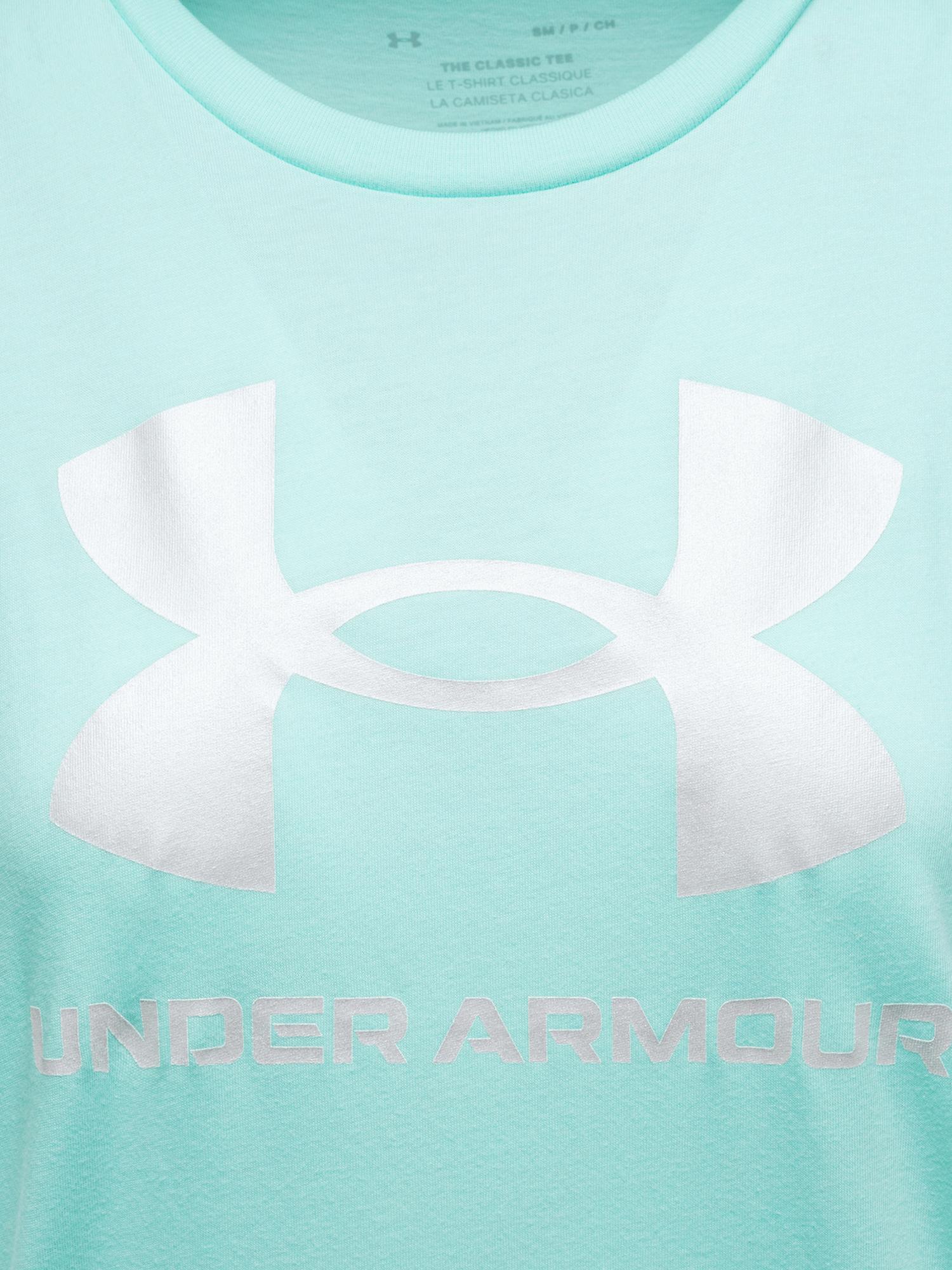 Under Armour Maglietta donna blu