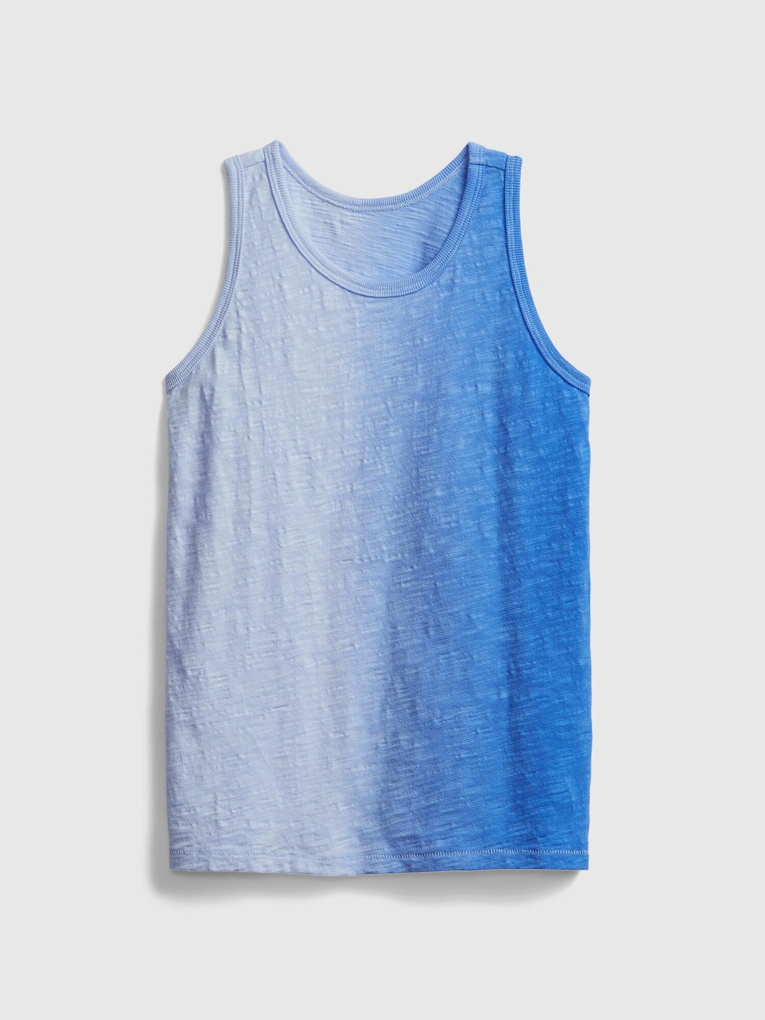 GAP Maglietta bambino blu