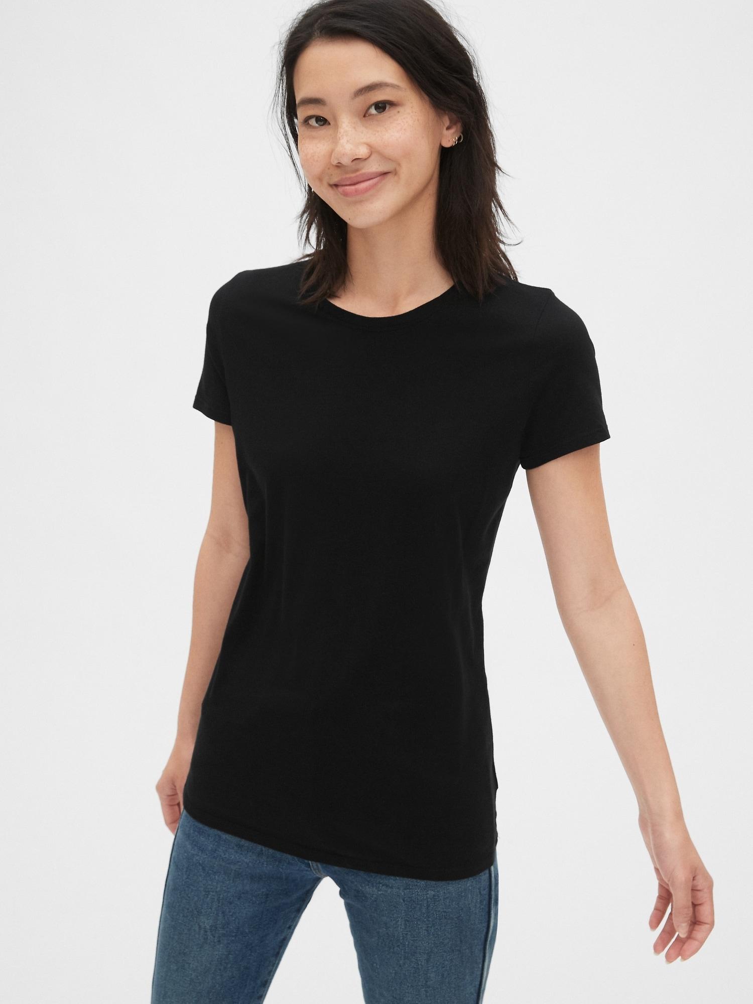 GAP Maglietta donna nero Vintage