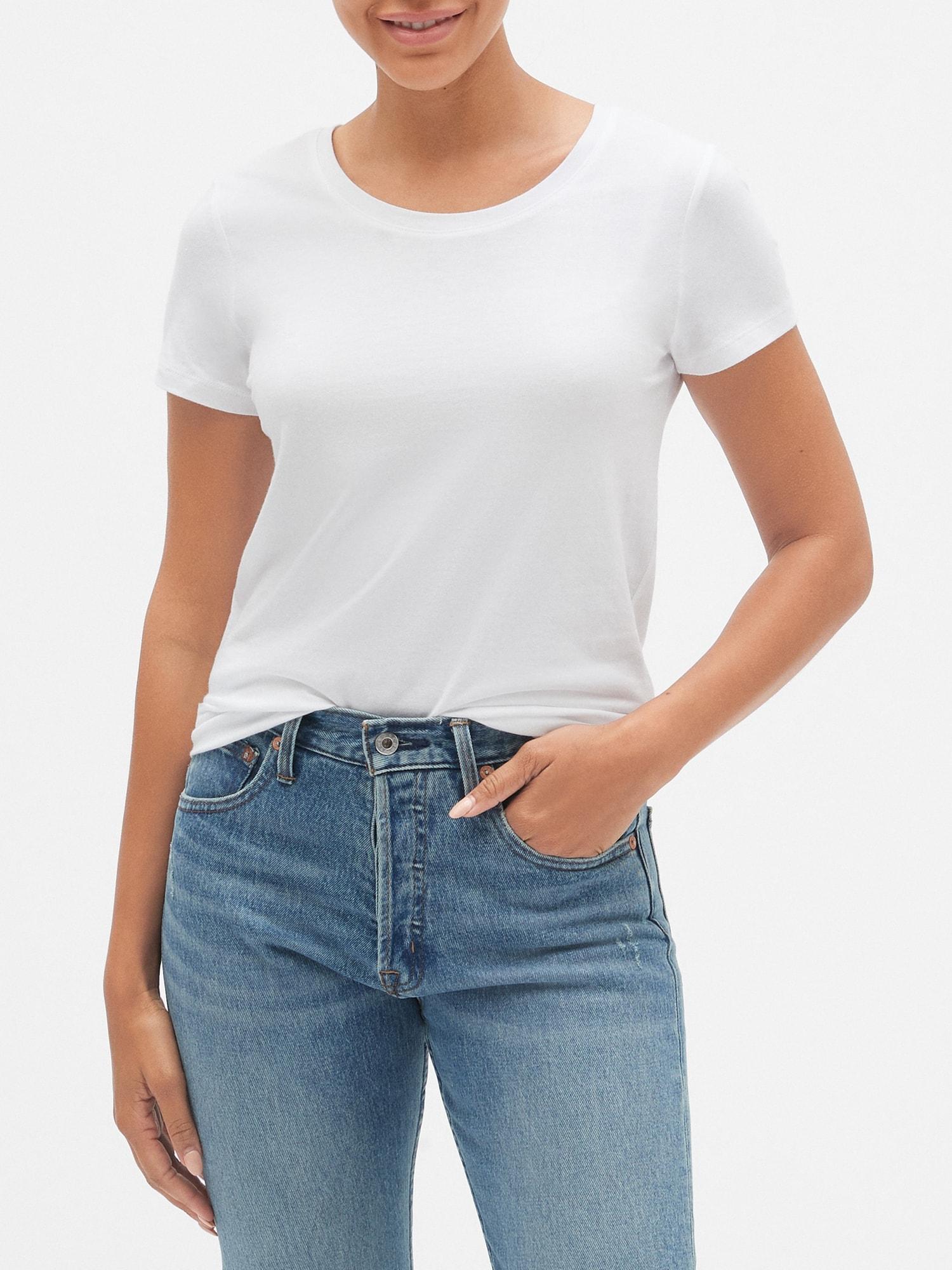 GAP bianco maglietta