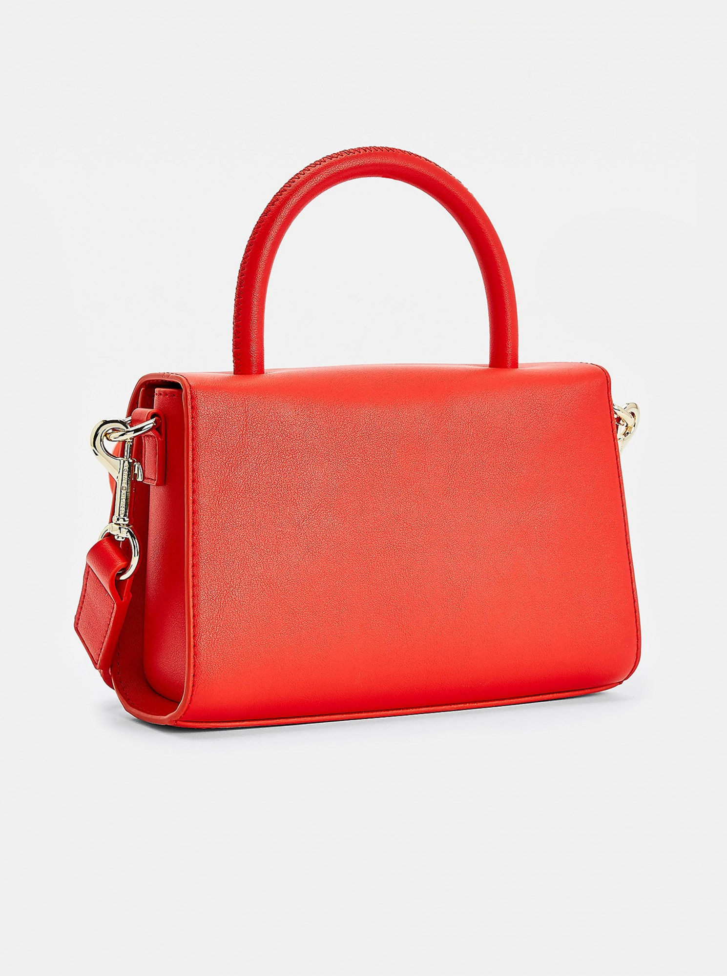 Tommy Hilfiger rosso crossbody piccola borsetta