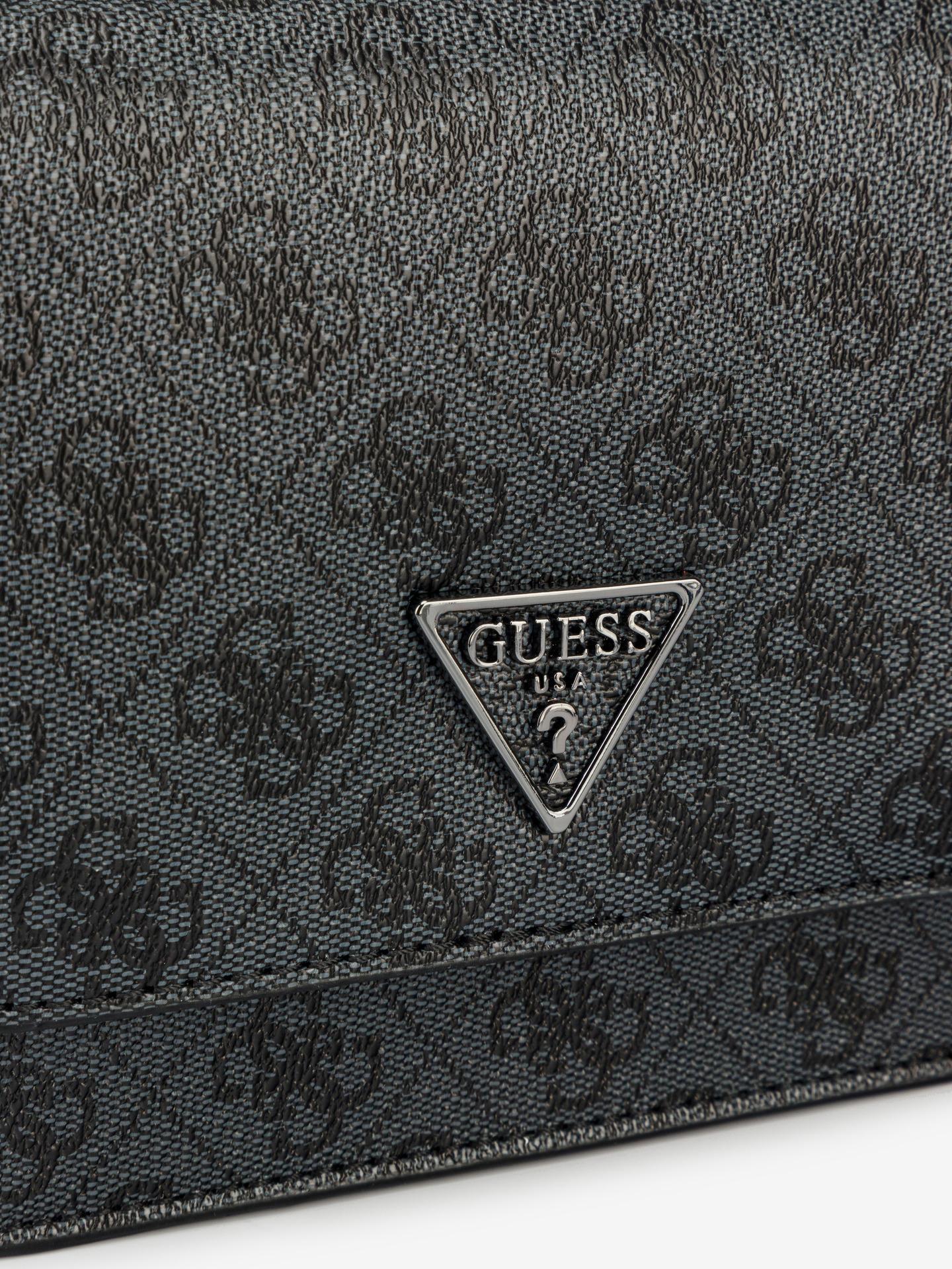 Guess grigio crossbody borsetta Noelle Mini