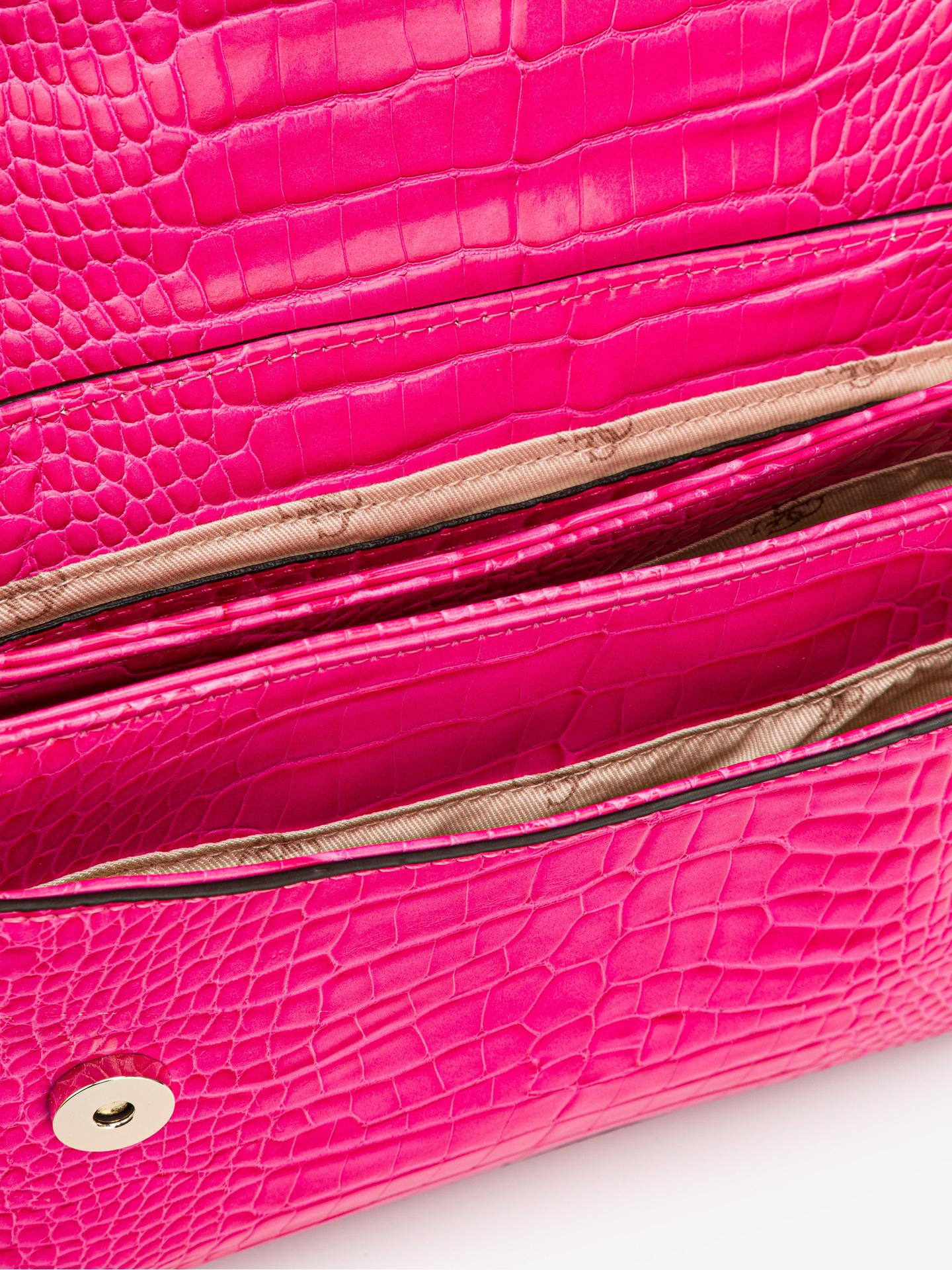 Guess rosa crossbody borsetta Carabel