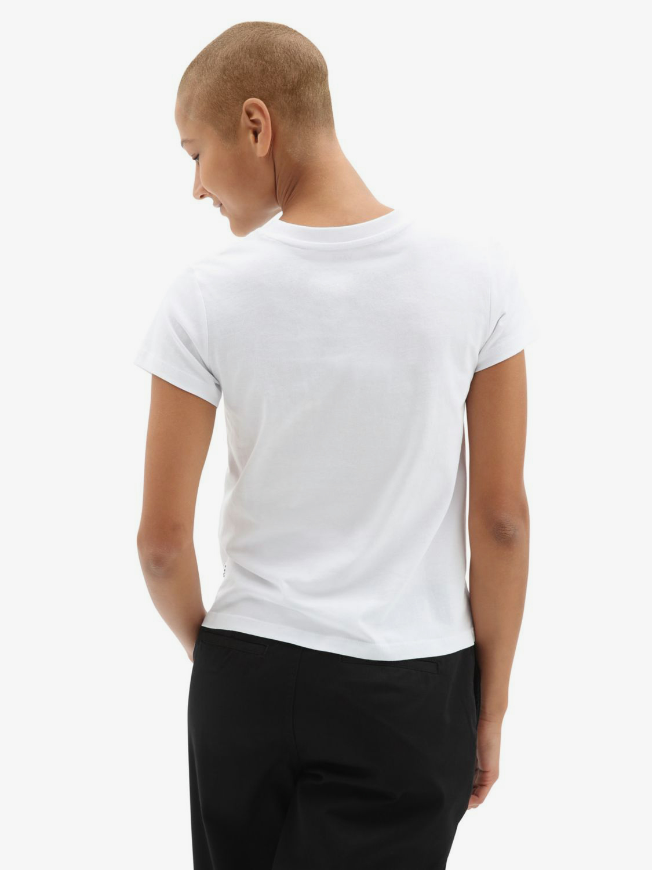 Vans bianco maglietta