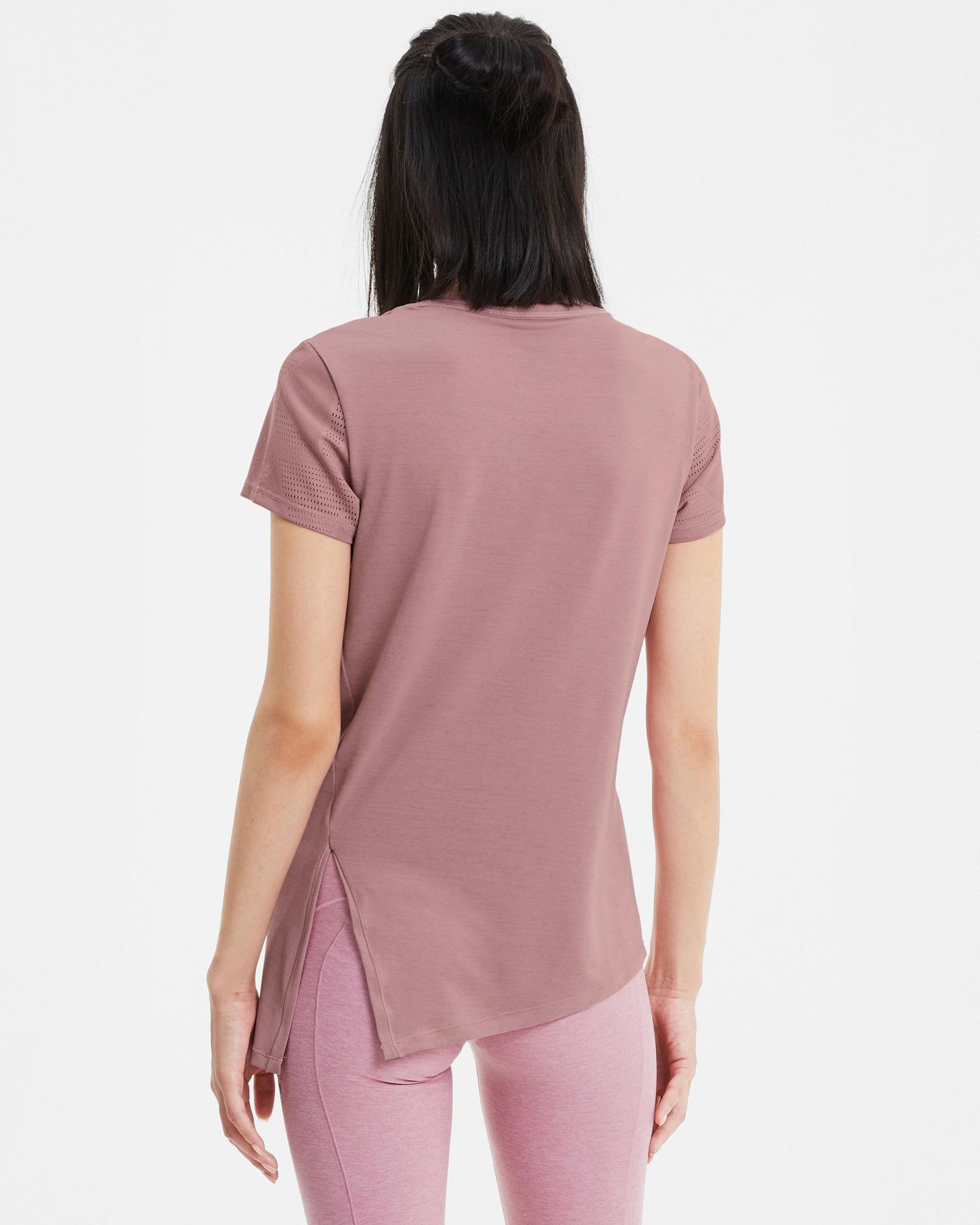 Puma Maglietta donna rosa  Lace