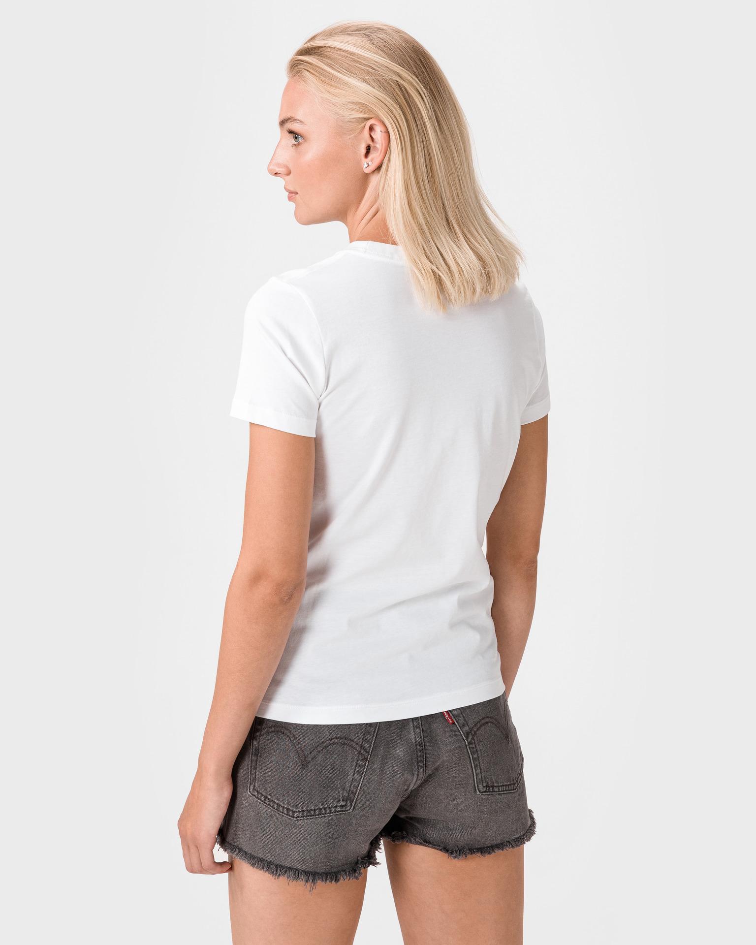 Converse bianco da donna maglietta
