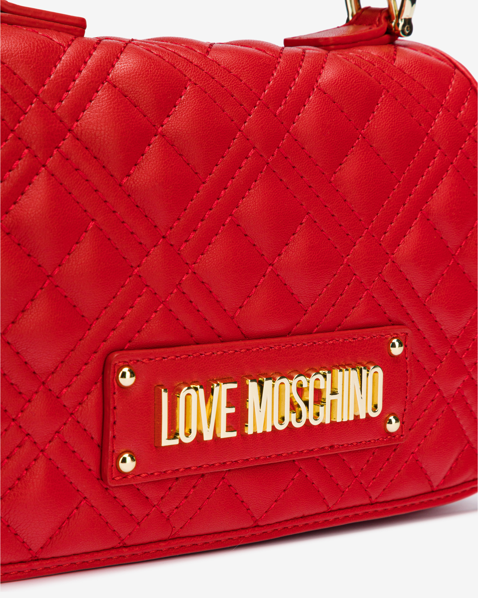 Love Moschino rosso borsetta