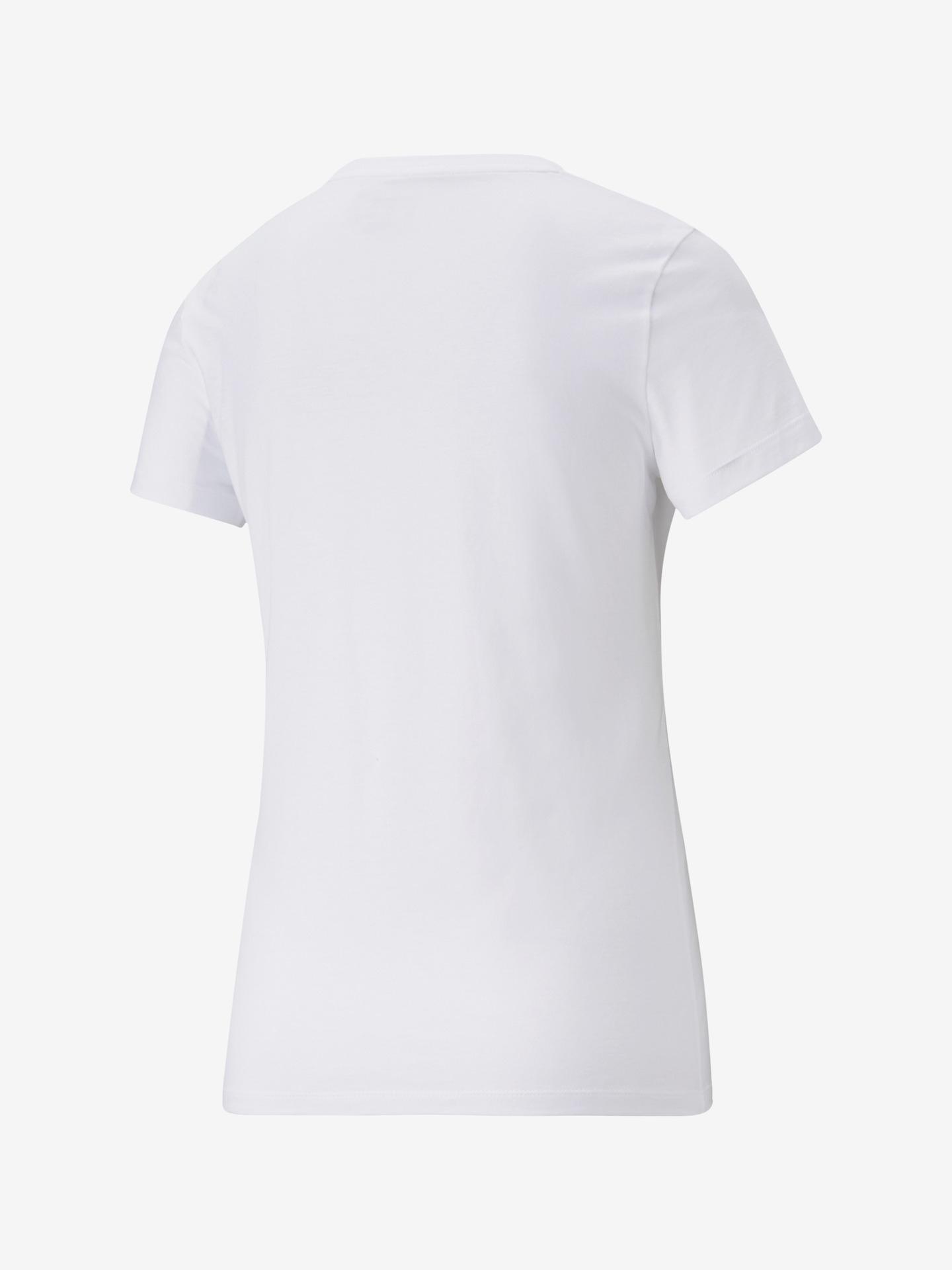 Puma Maglietta donna bianco  Streetwear