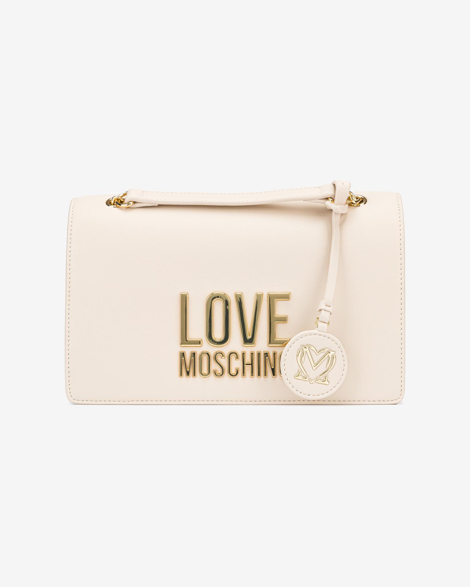 Love Moschino Borsetta donna bianco