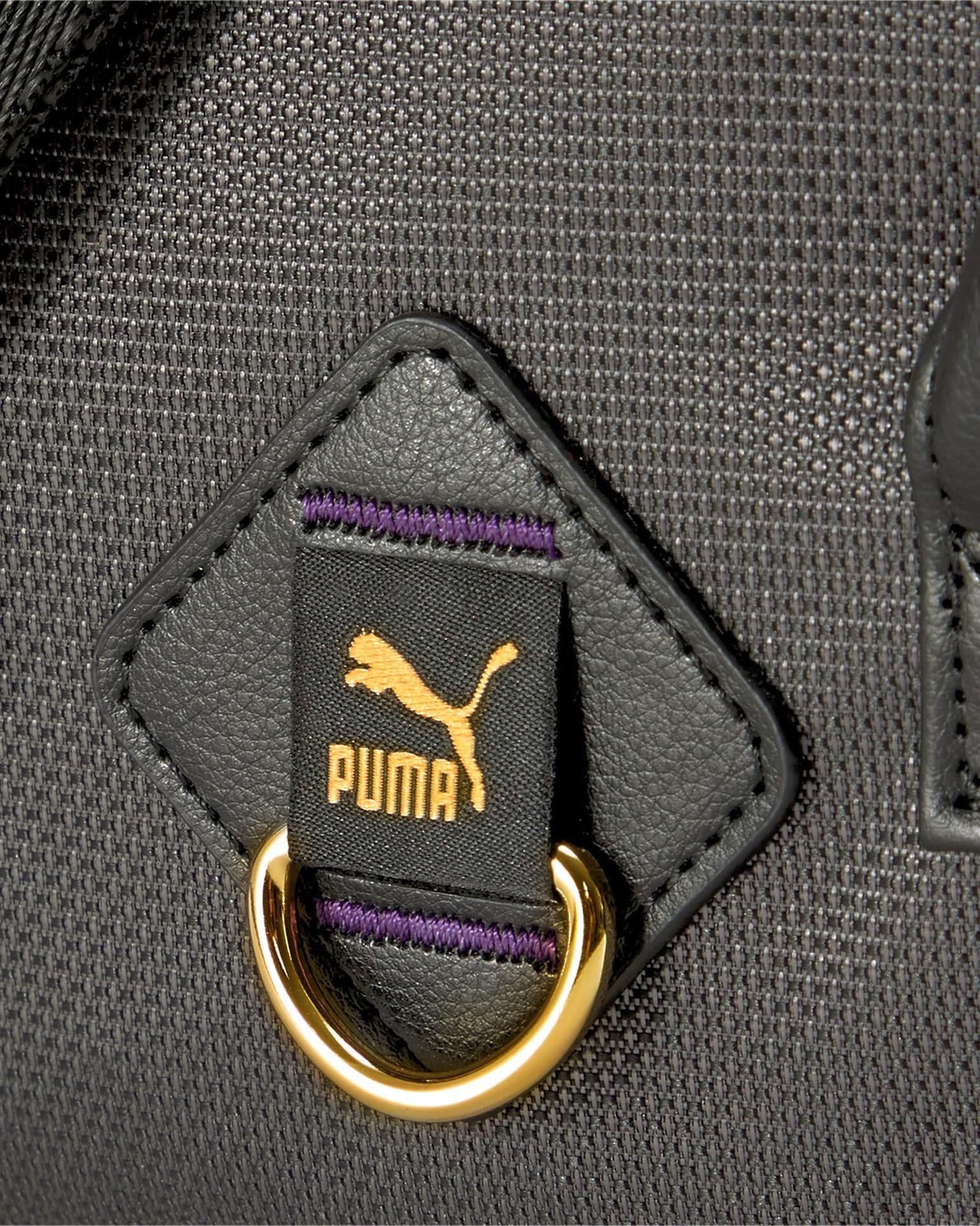 Puma nero borsetta Prime Time Mini