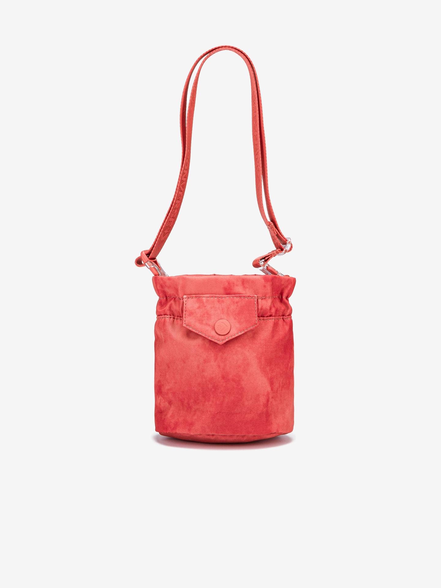 Converse rosso crossbody borsa Mini Bucket