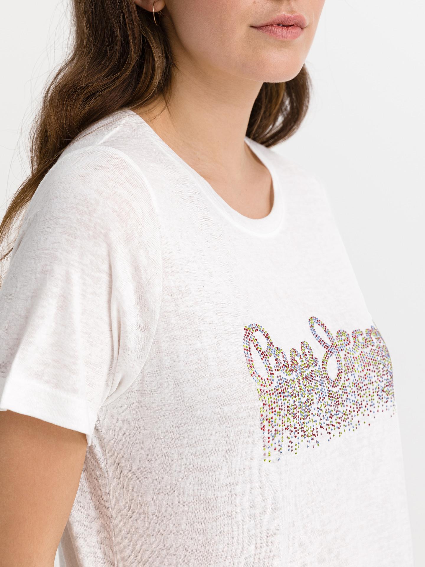 Pepe Jeans Davinia T-shirt bianca