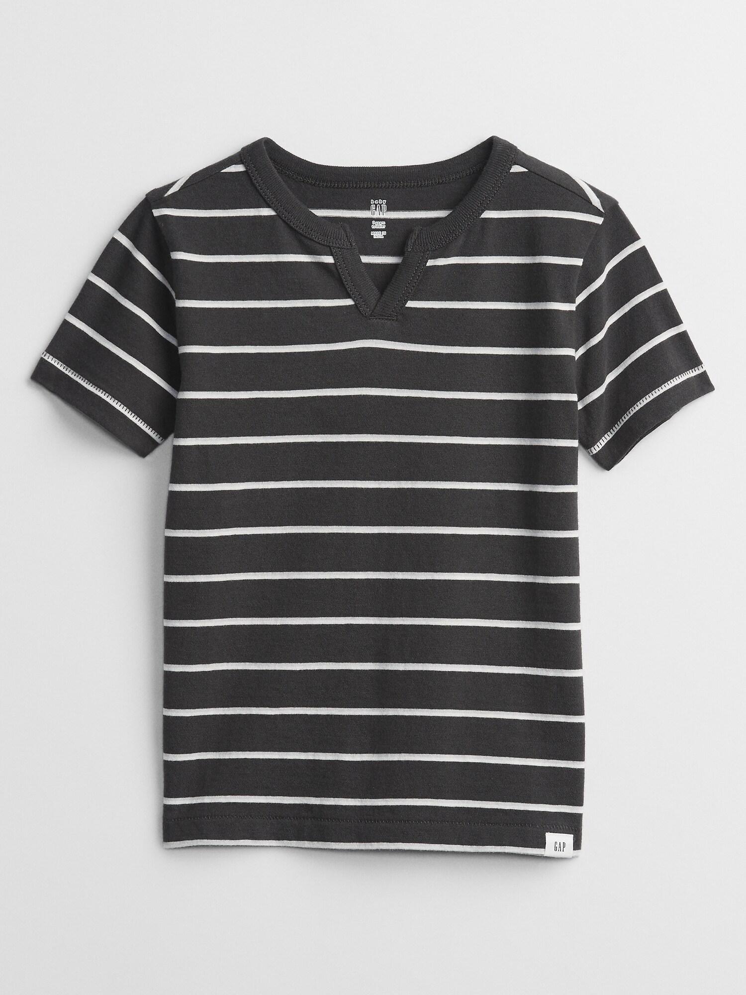 GAP Maglietta bambino nero