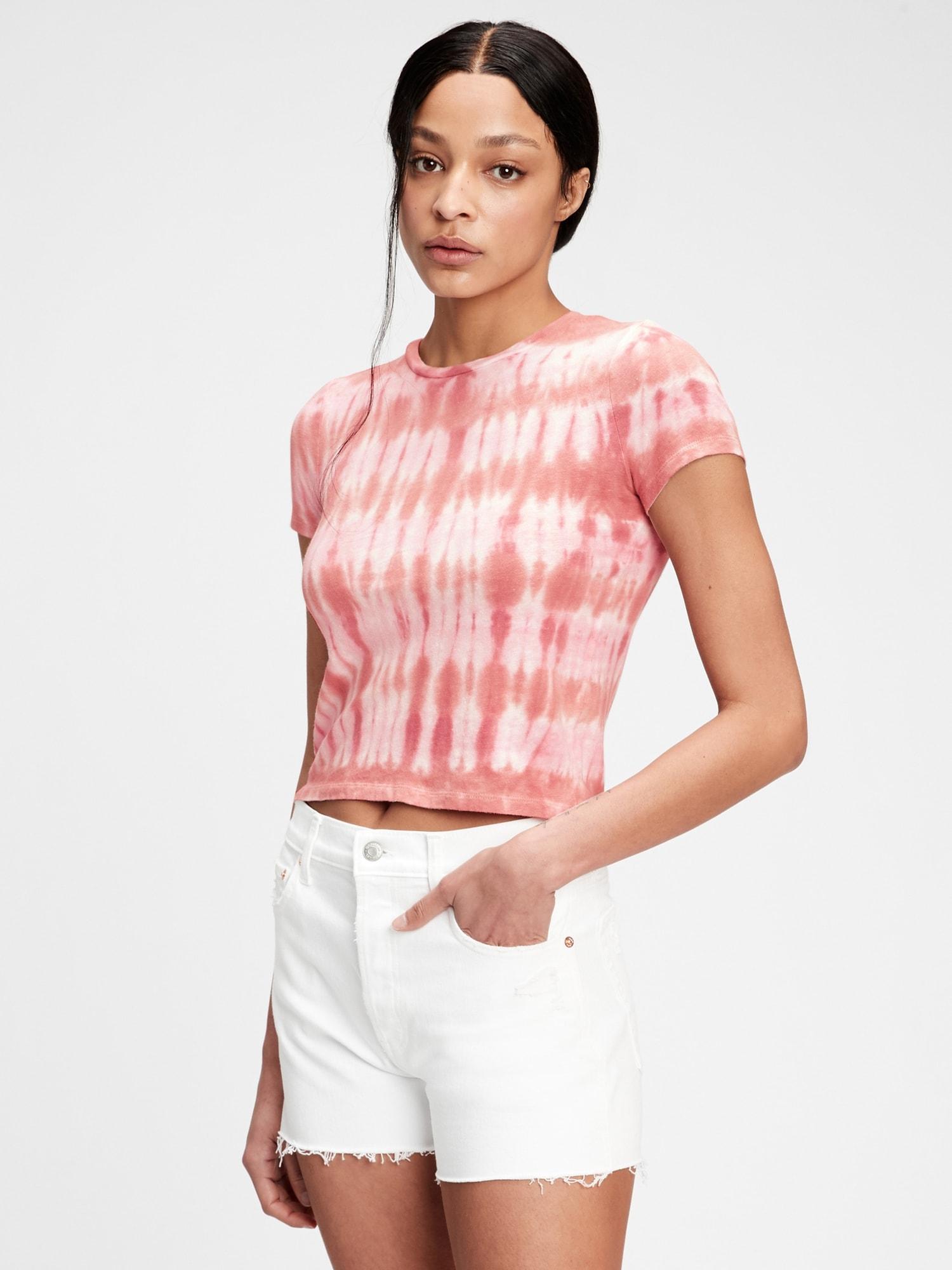 GAP Magliette, Top donna rosa