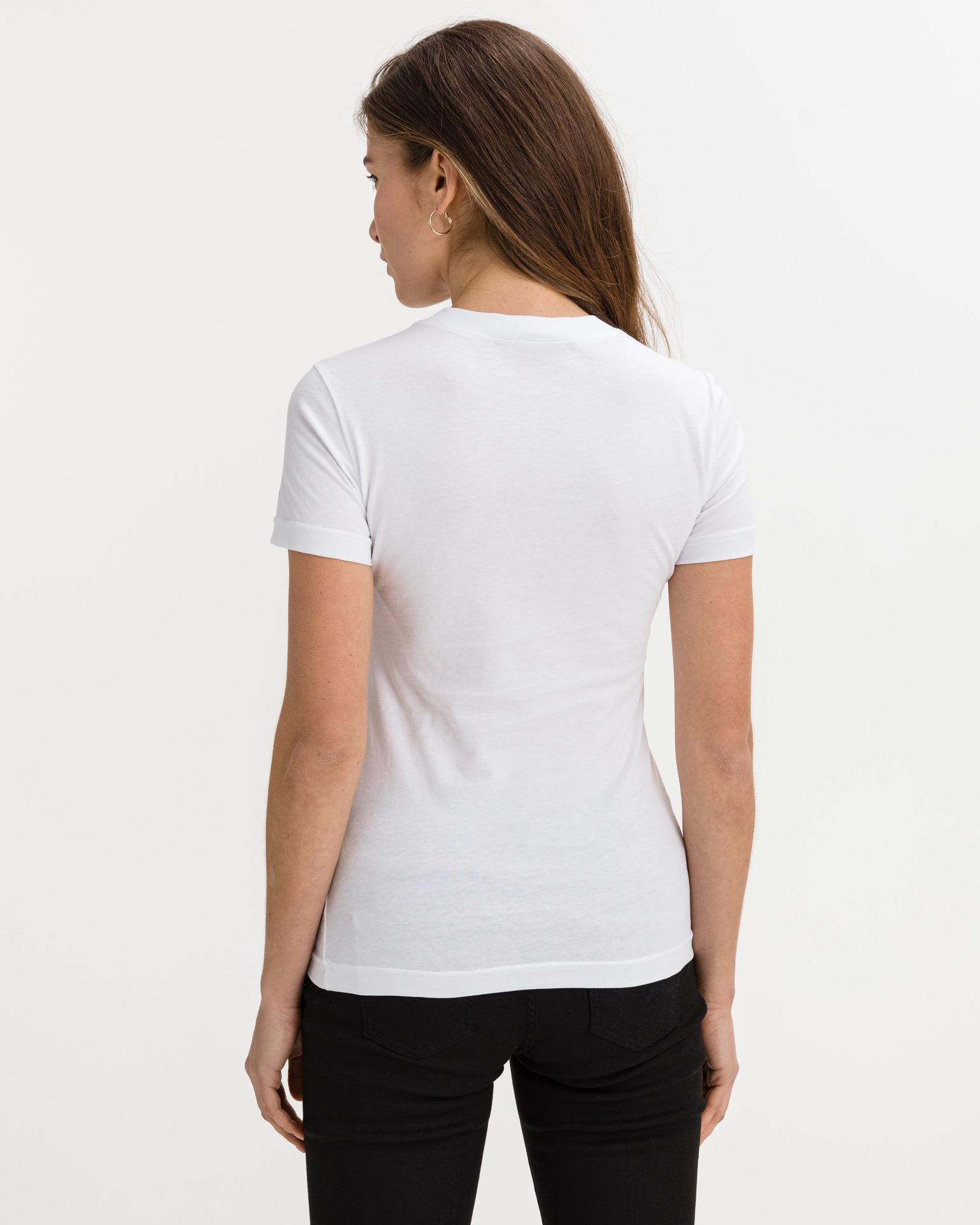 Versace Jeans Couture bianco da donna maglietta