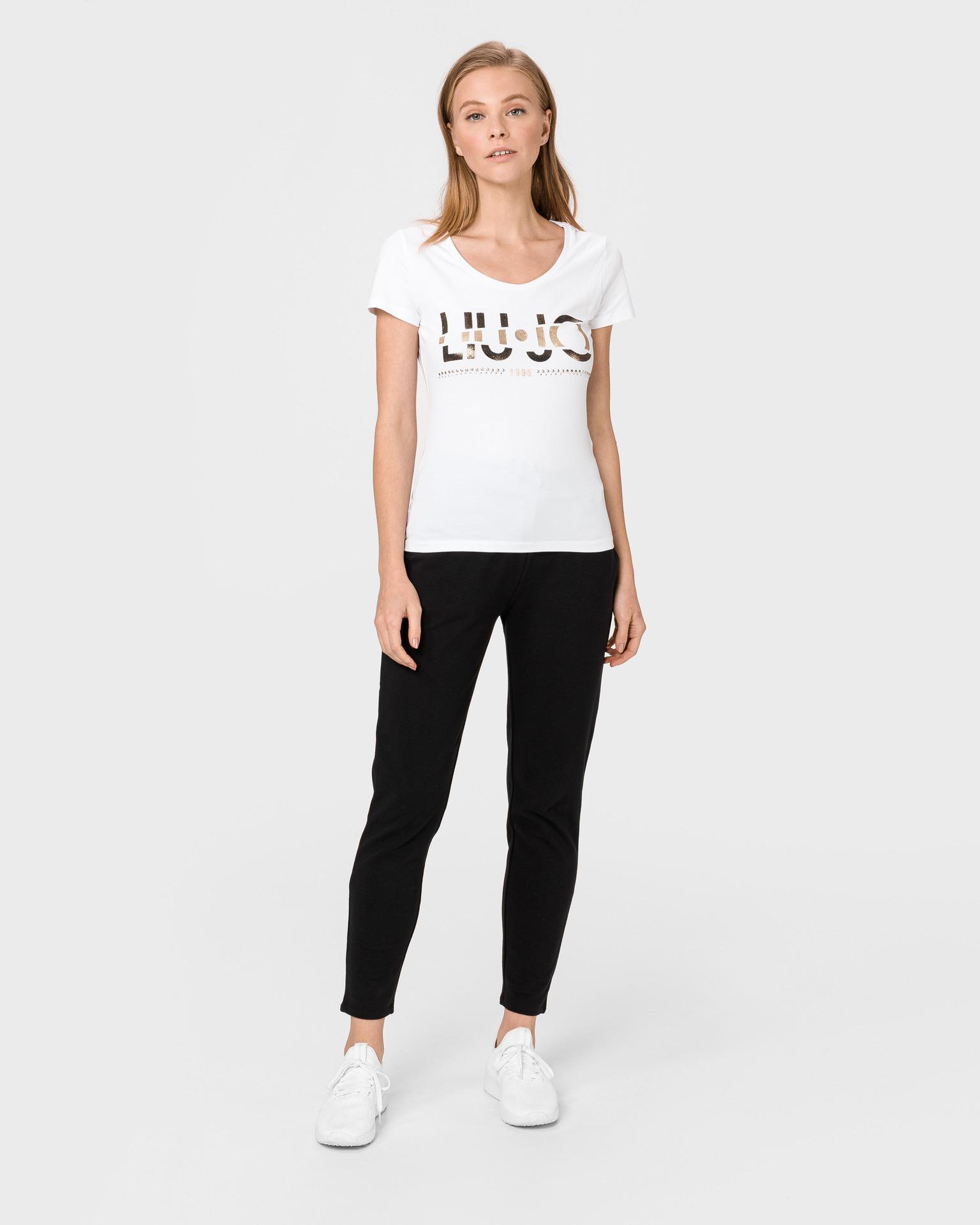 Liu Jo bianco da donna maglietta