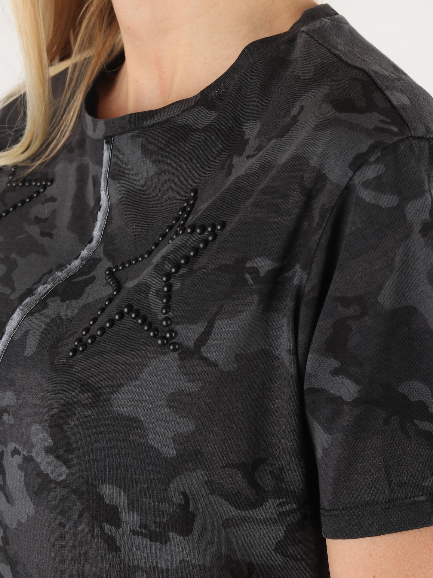 Replay Maglietta donna nero