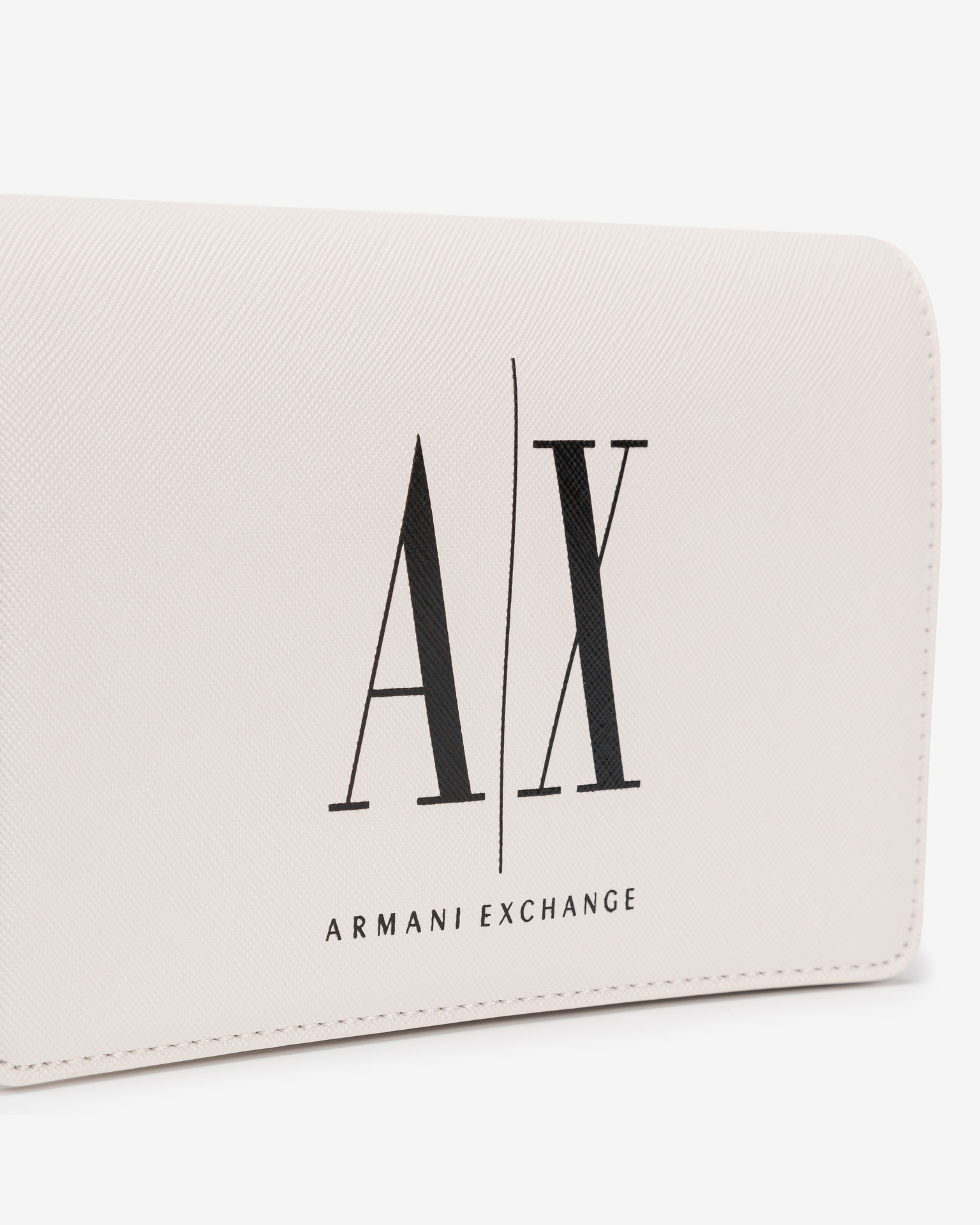 Armani Exchange bianco borsetta