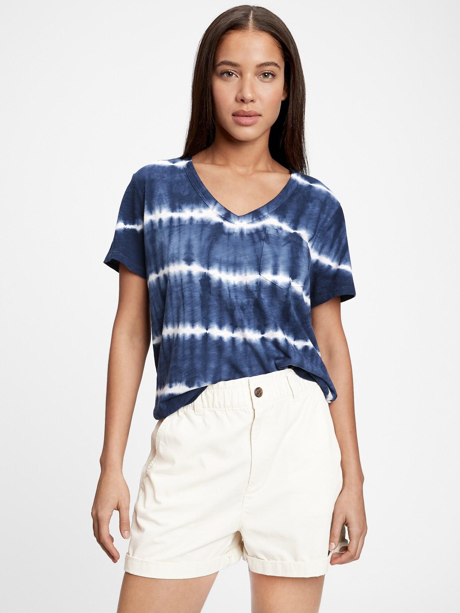 GAP blu maglietta Foreversoft