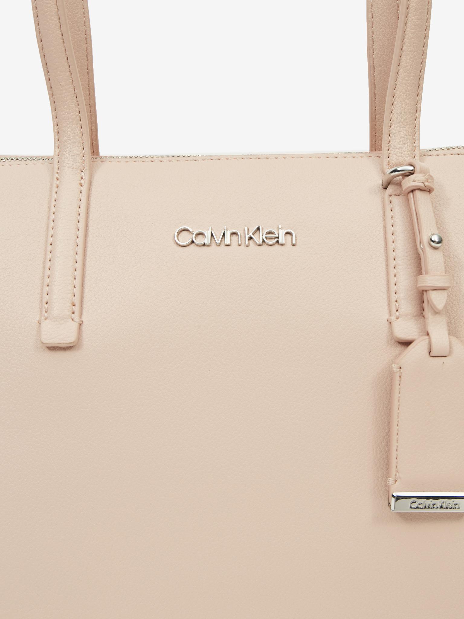 Calvin Klein beige borsetta
