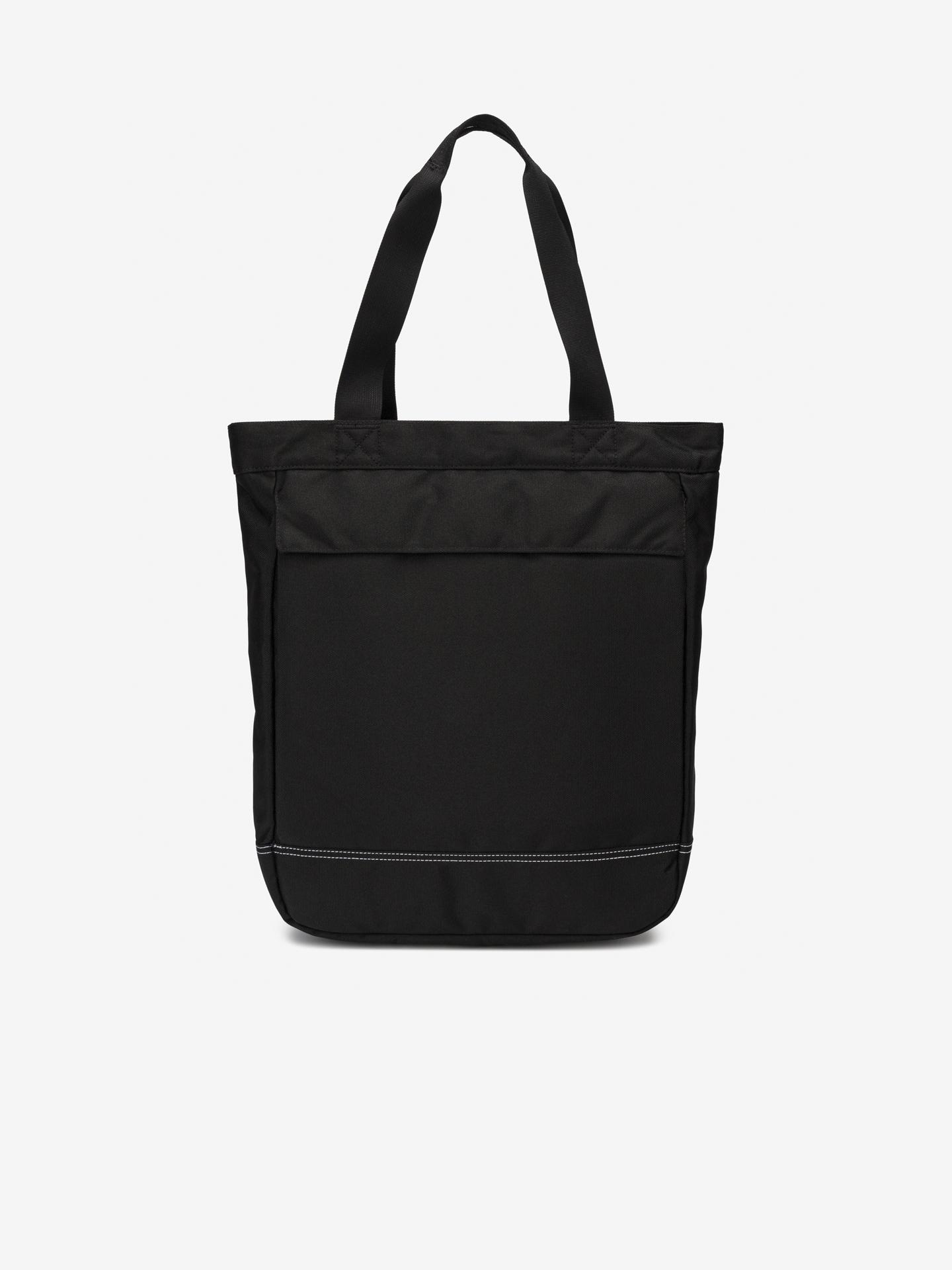 Vans nero borsa Construct