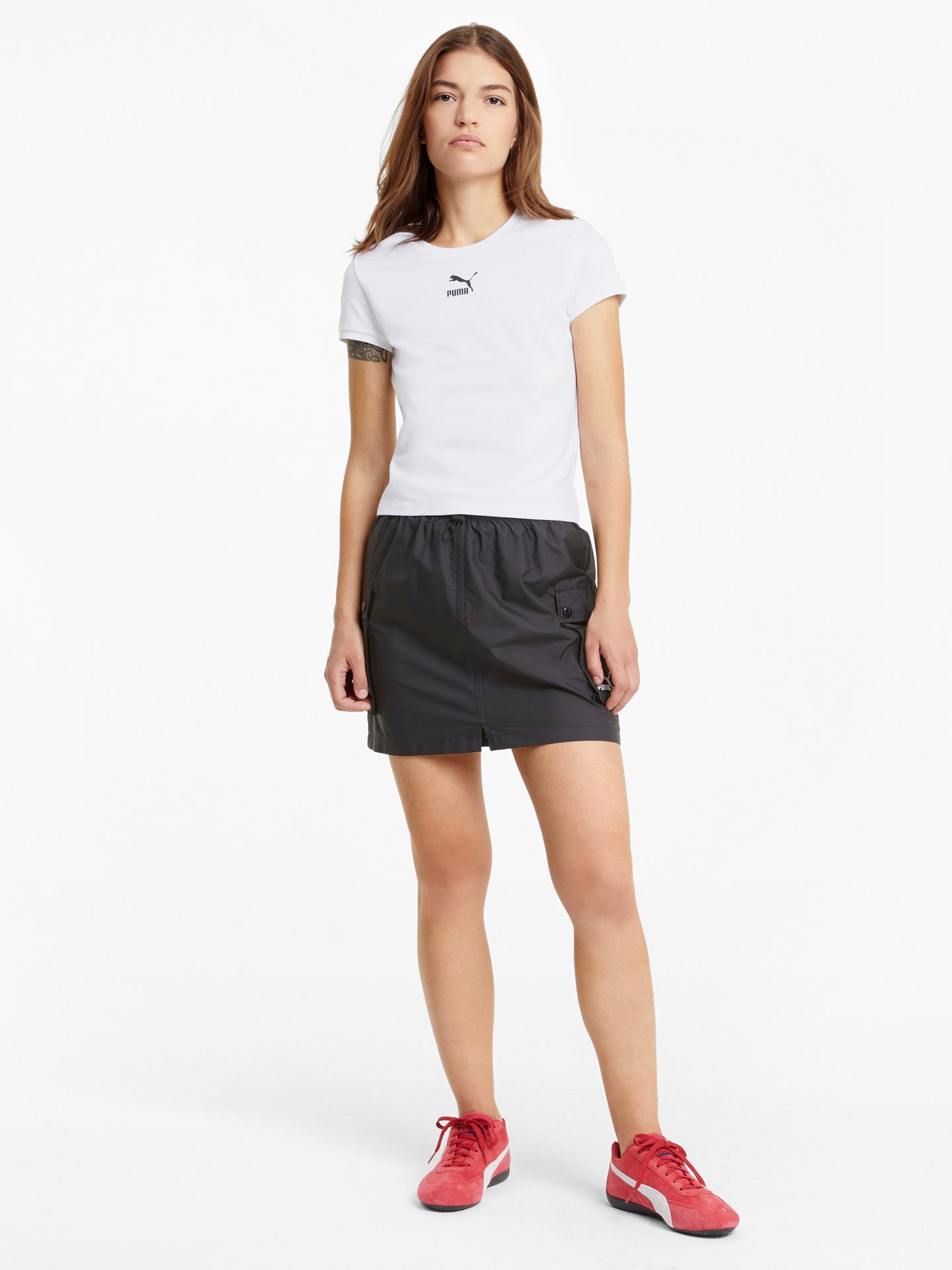 Puma Maglietta donna bianco