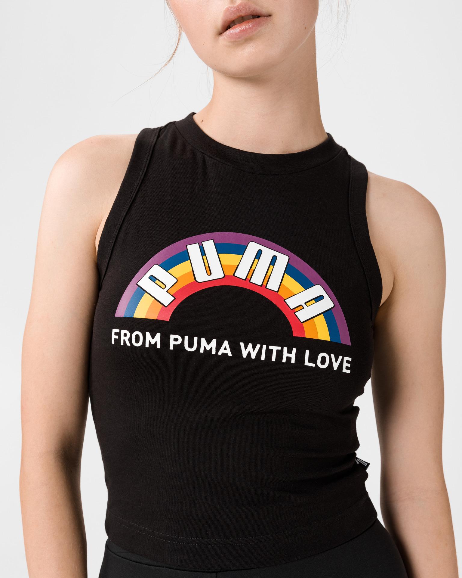 Puma Maglietta donna nero