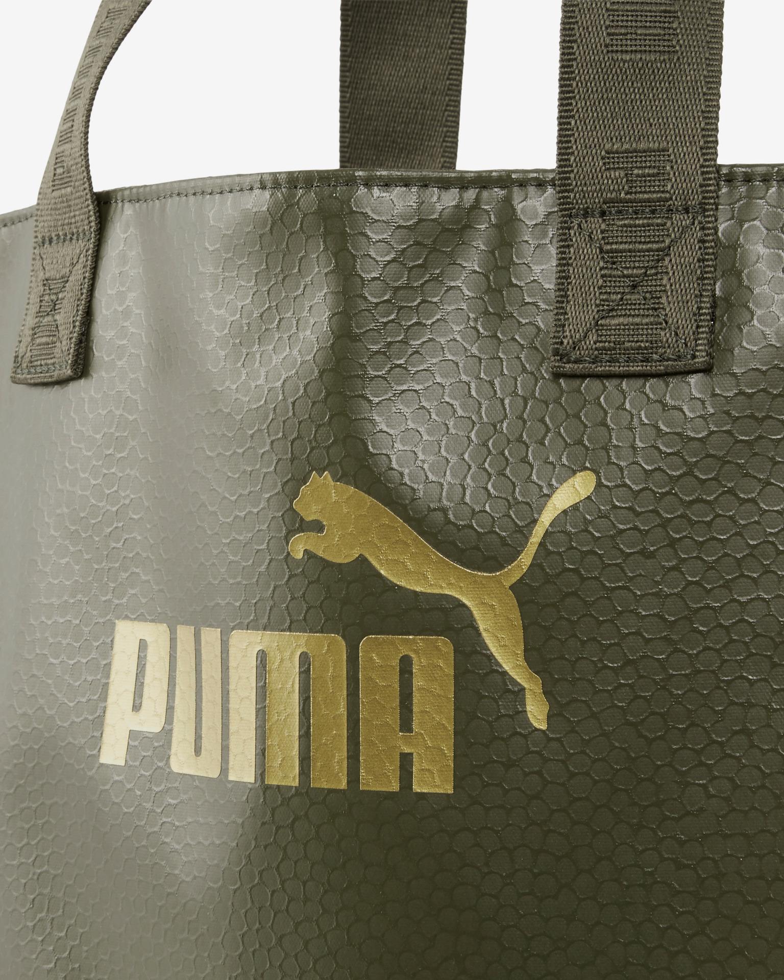 Puma Borsetta donna verde
