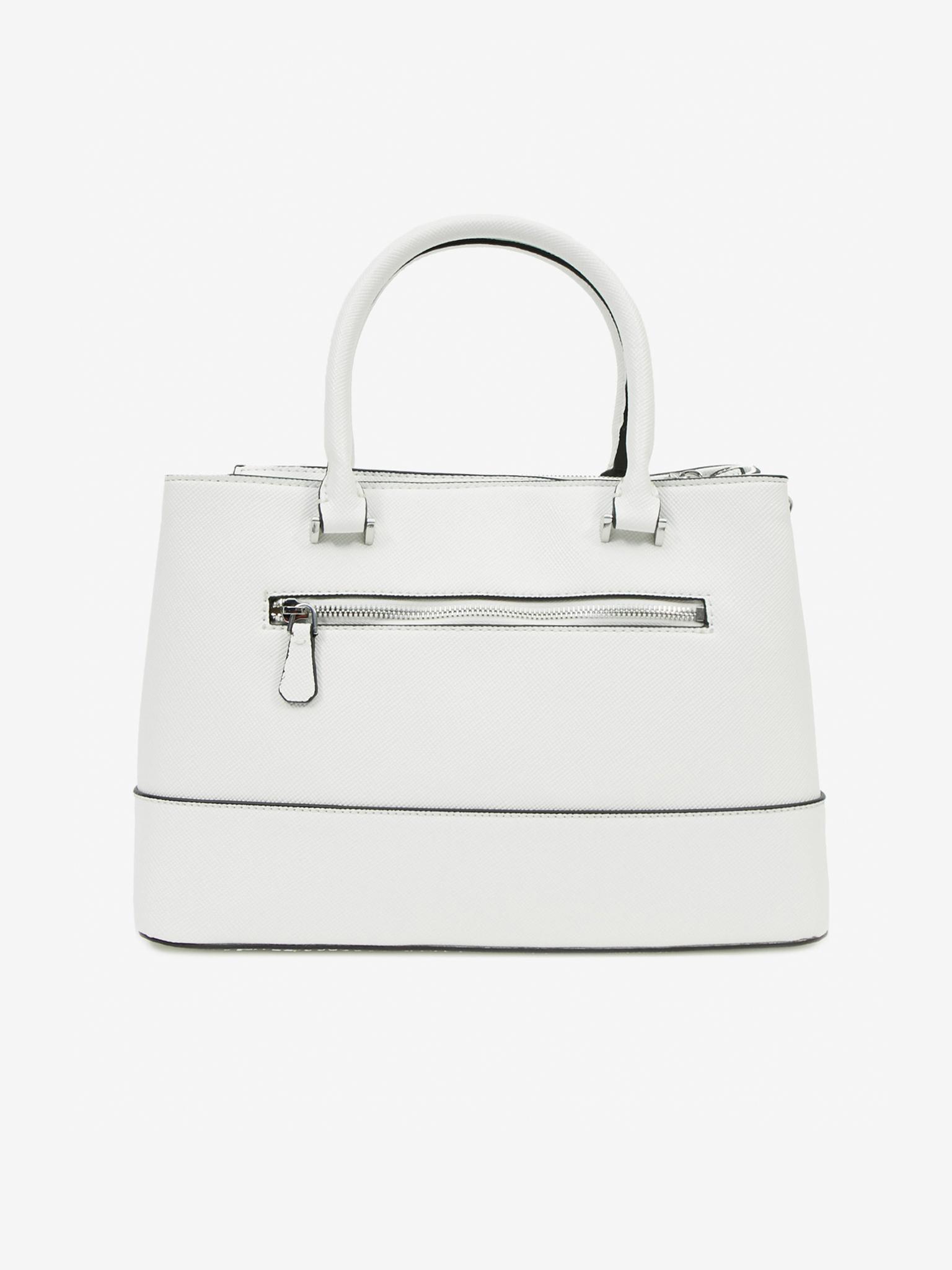 Guess bianco borsetta Cordelia Luxury