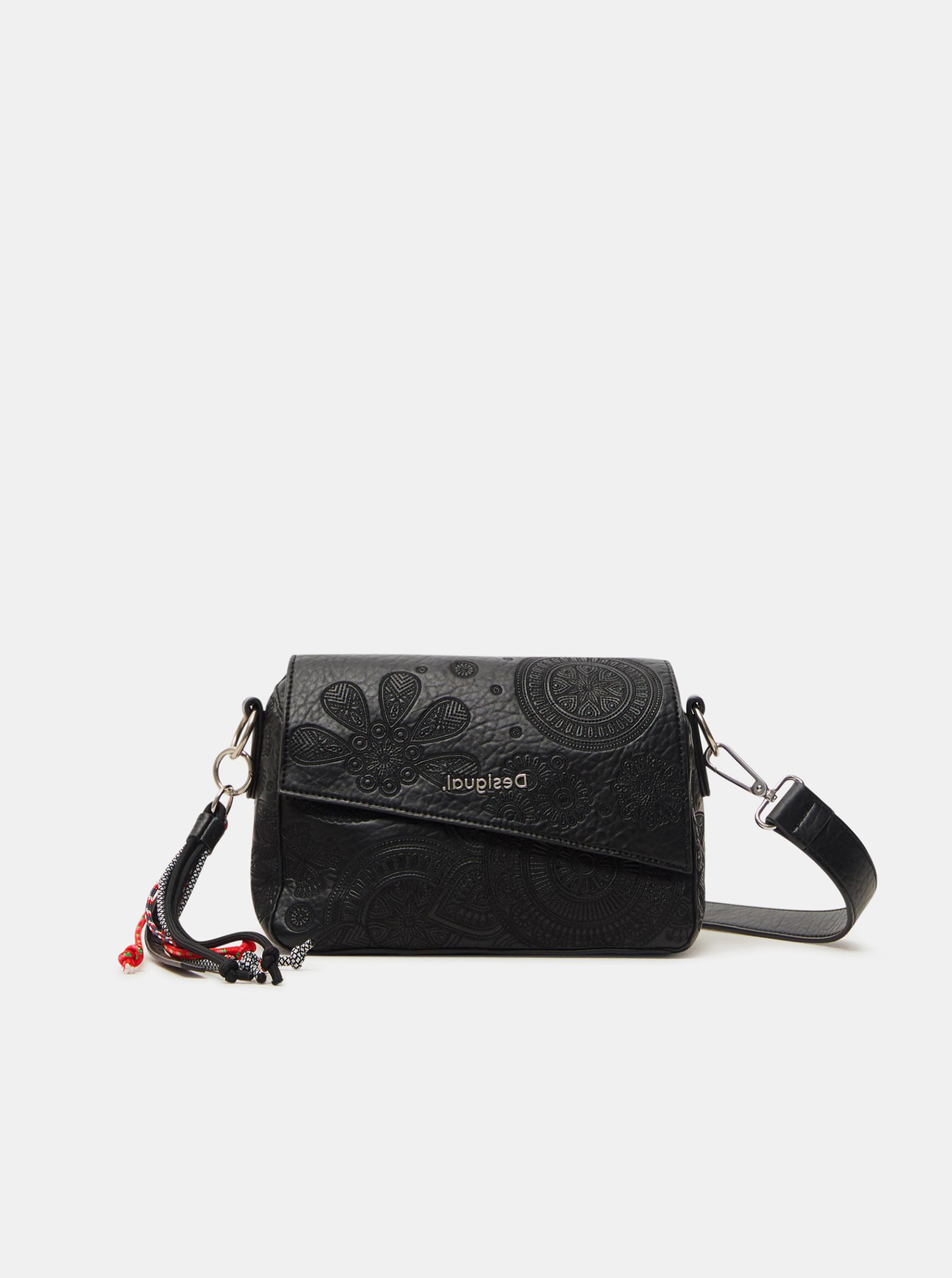 Desigual nero borsetta Deja Vu Phuket Mini