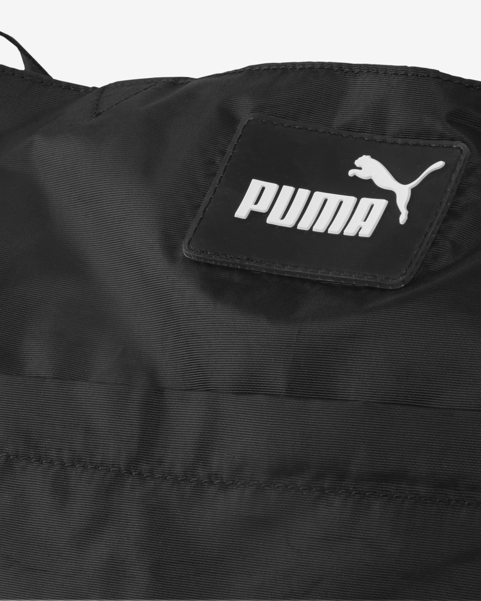 Puma Borsetta donna nero  Pop