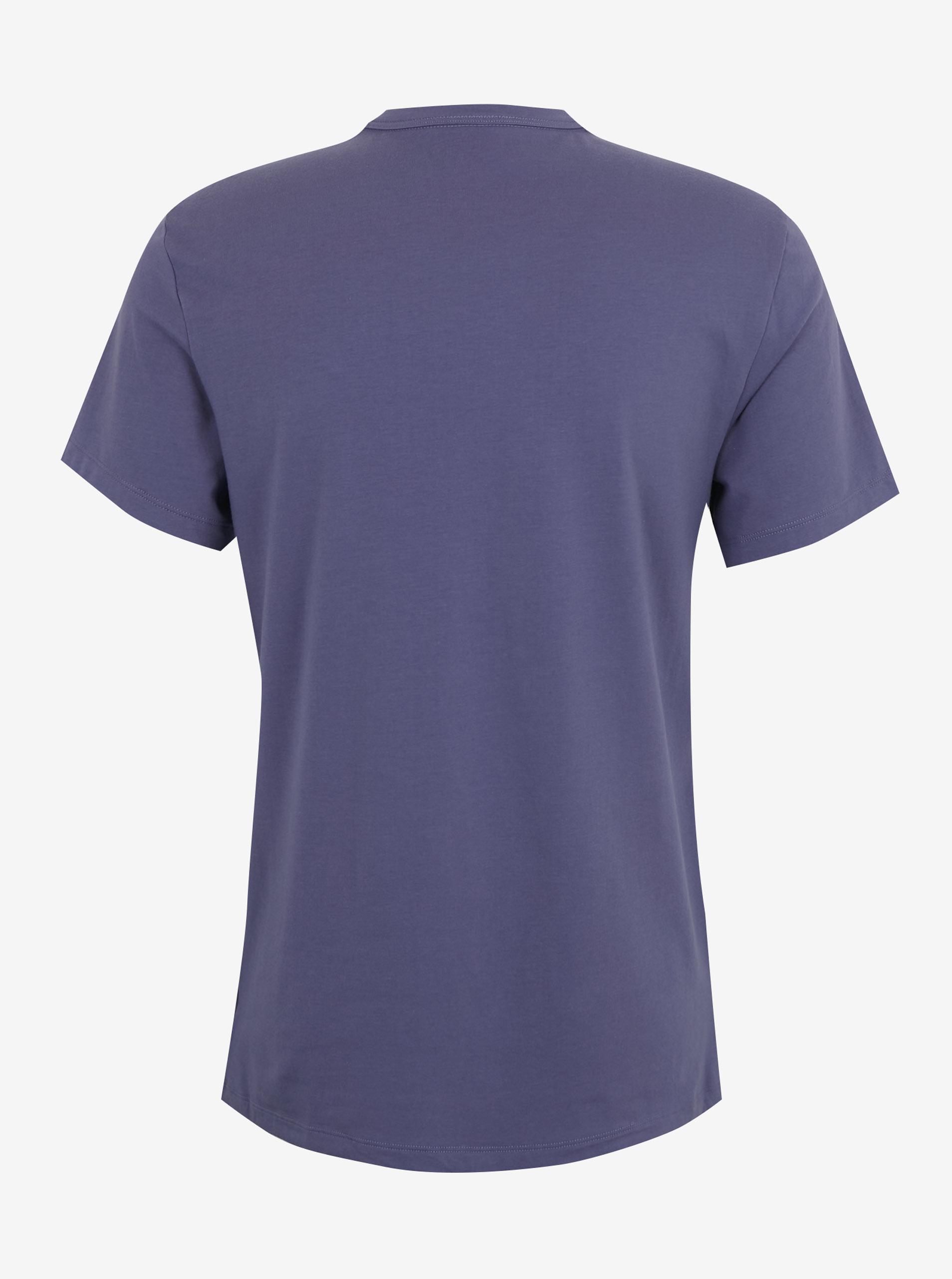 Calvin Klein viola maglietta con logo