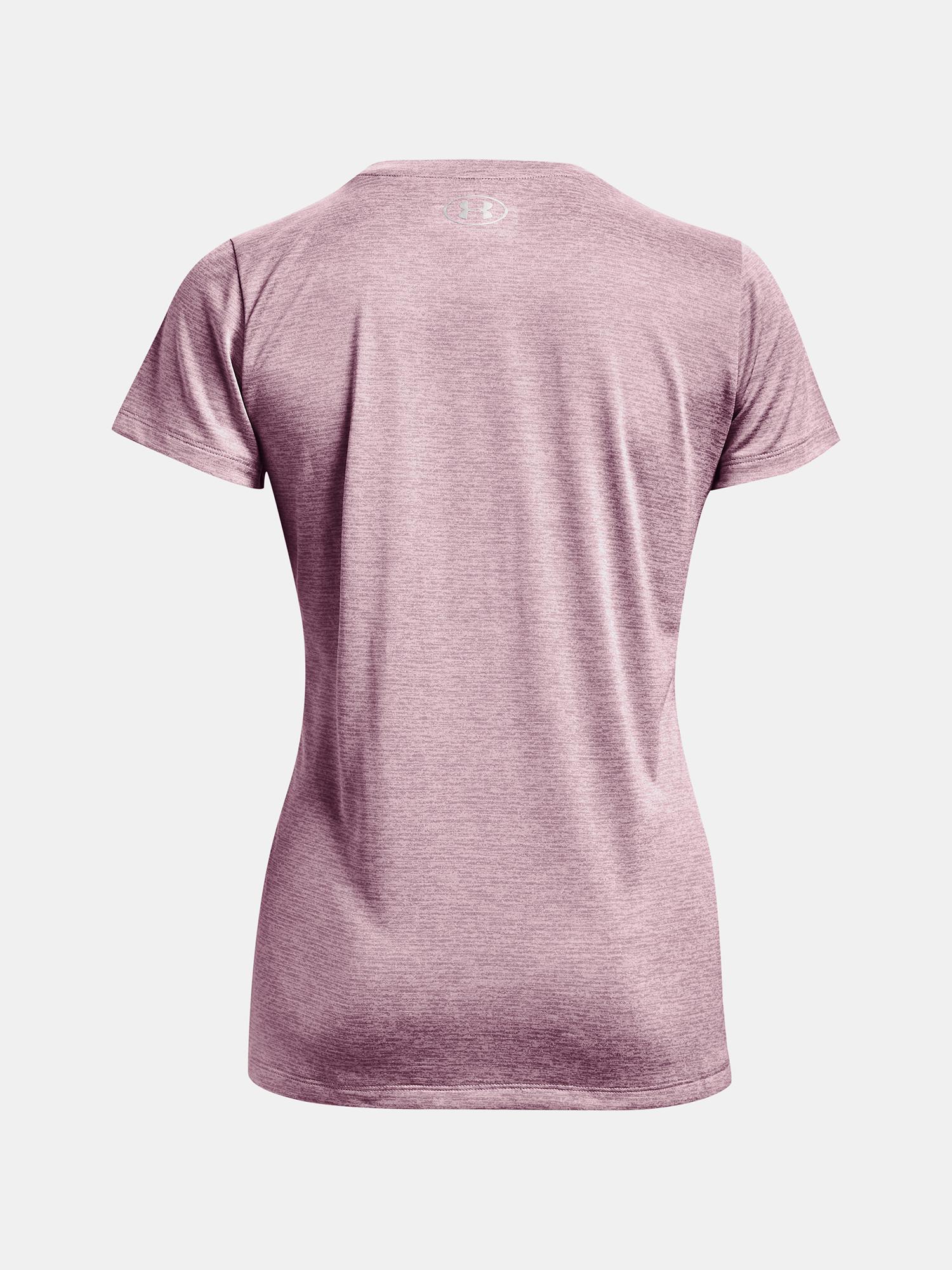 Under Armour Maglietta donna rosa