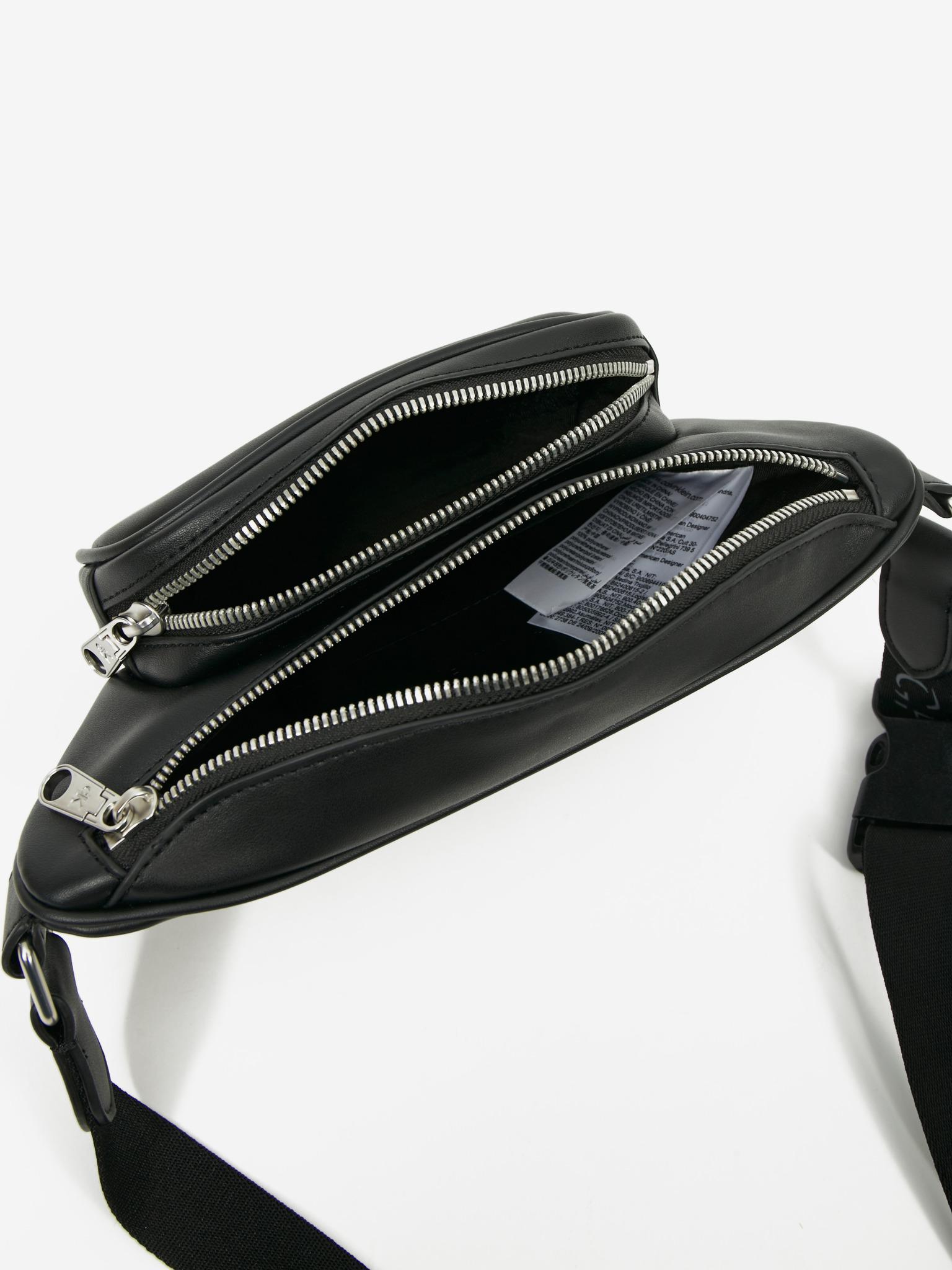 Calvin Klein nero marsupio