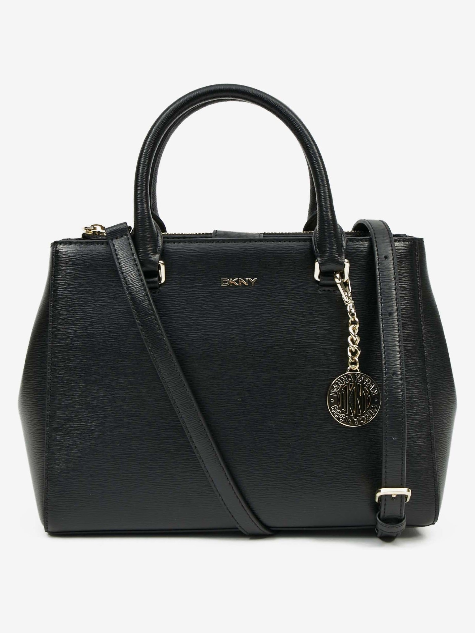 DKNY Borsetta donna nero  Medium