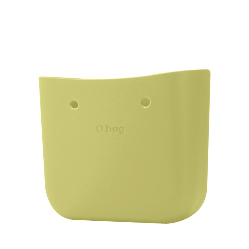 O bag  verde corpo MINI Celery Green