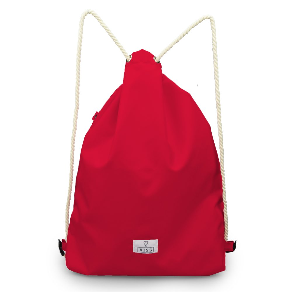 Xiss rosso sacca Strawberry Red