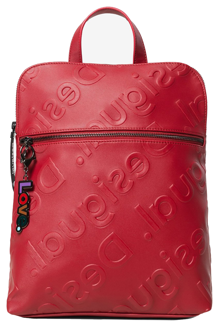 Desigual vinaccia / bordeaux zaino Back Rep Colorama Newlogo Nanaimo
