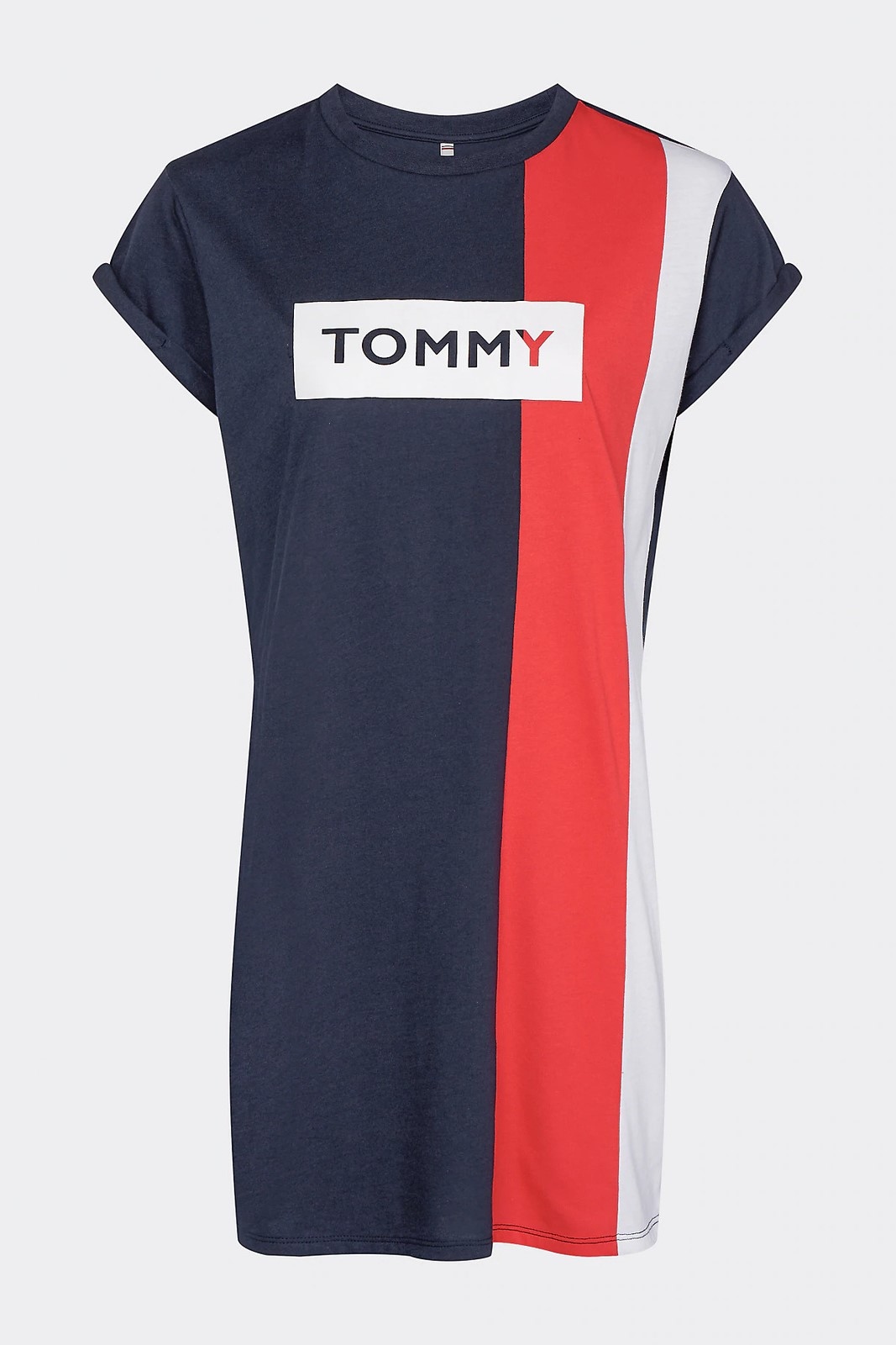 Tommy Hilfiger multicolore abito T-shirt Dress