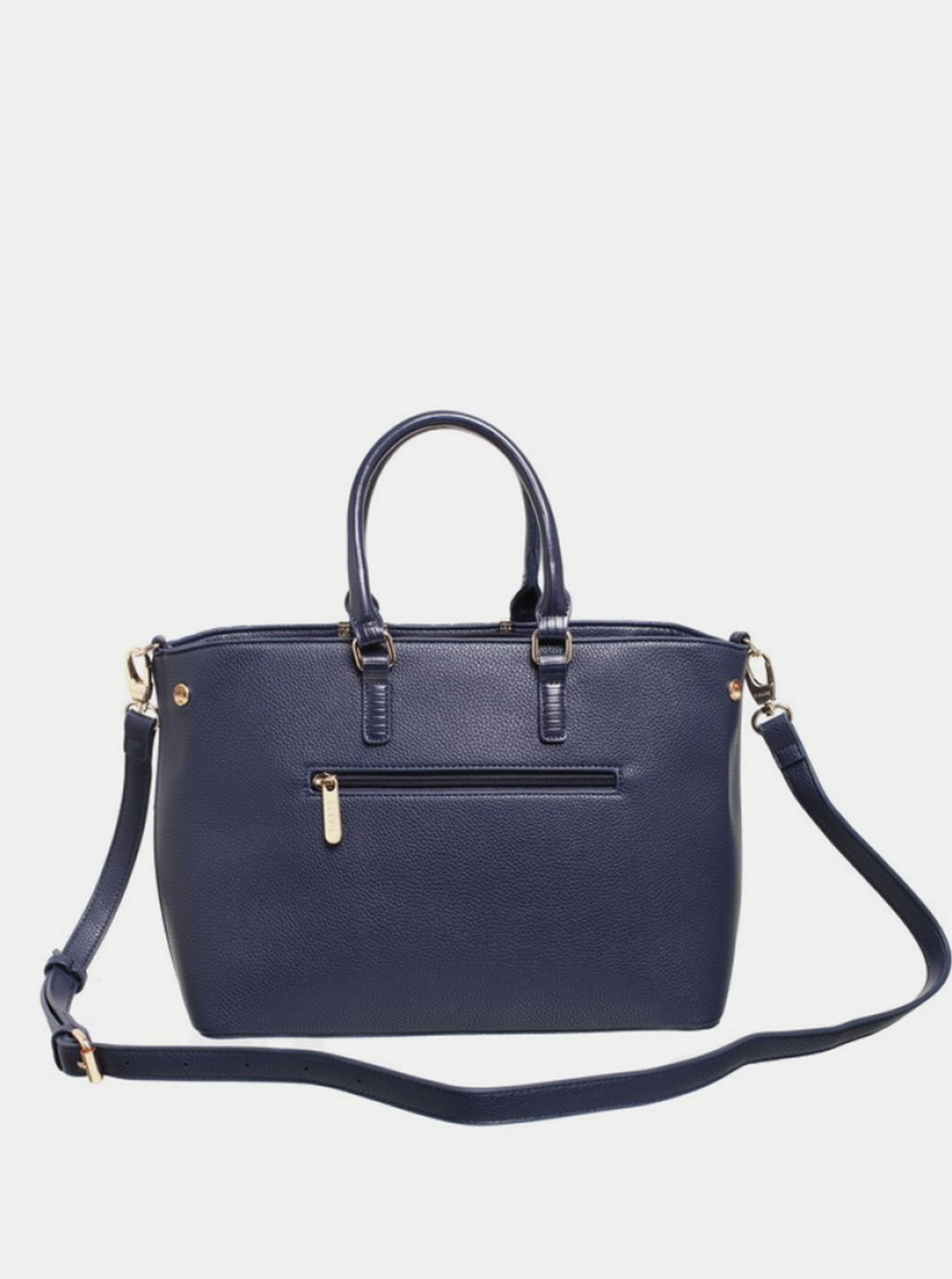 Borsa a mano Bessie London blu scuro