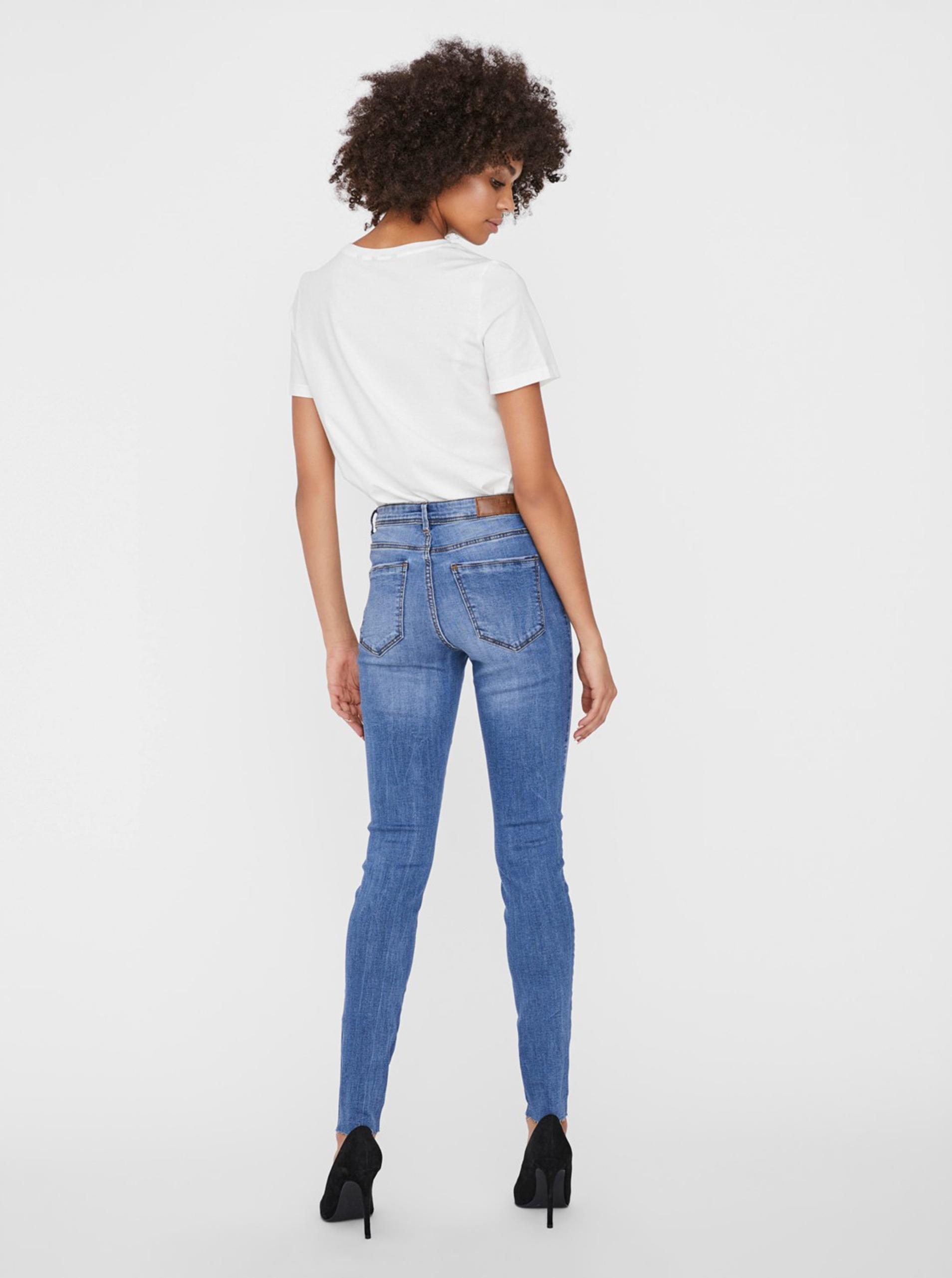 Jeans blu skinny fit VERO MODA Tanya