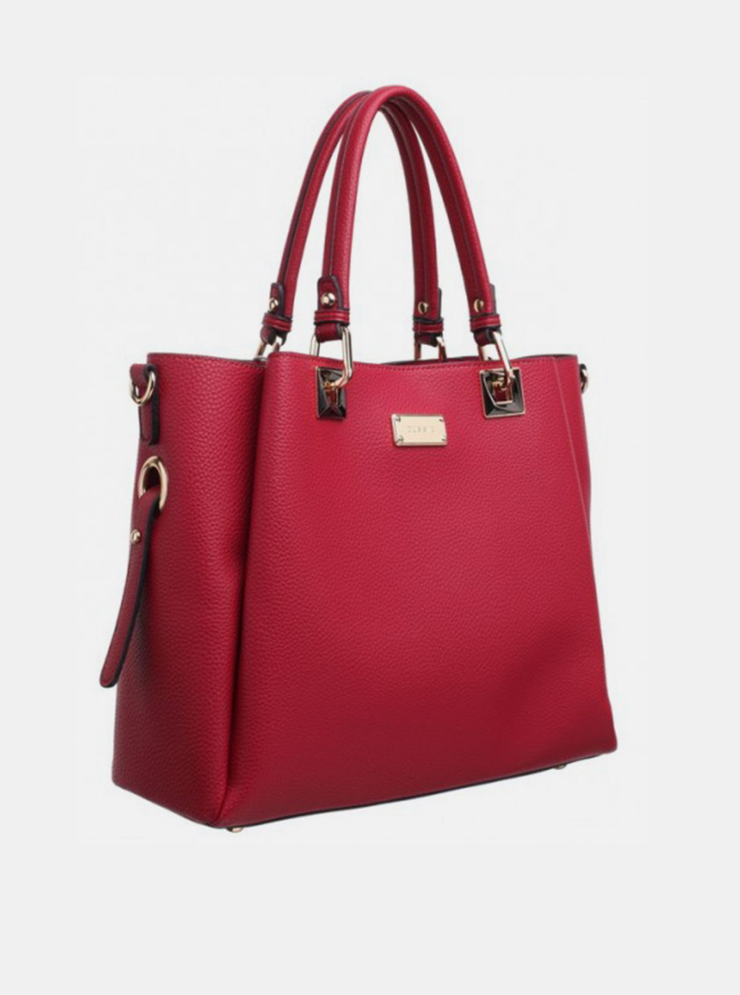 Shopper rossa Bessie London