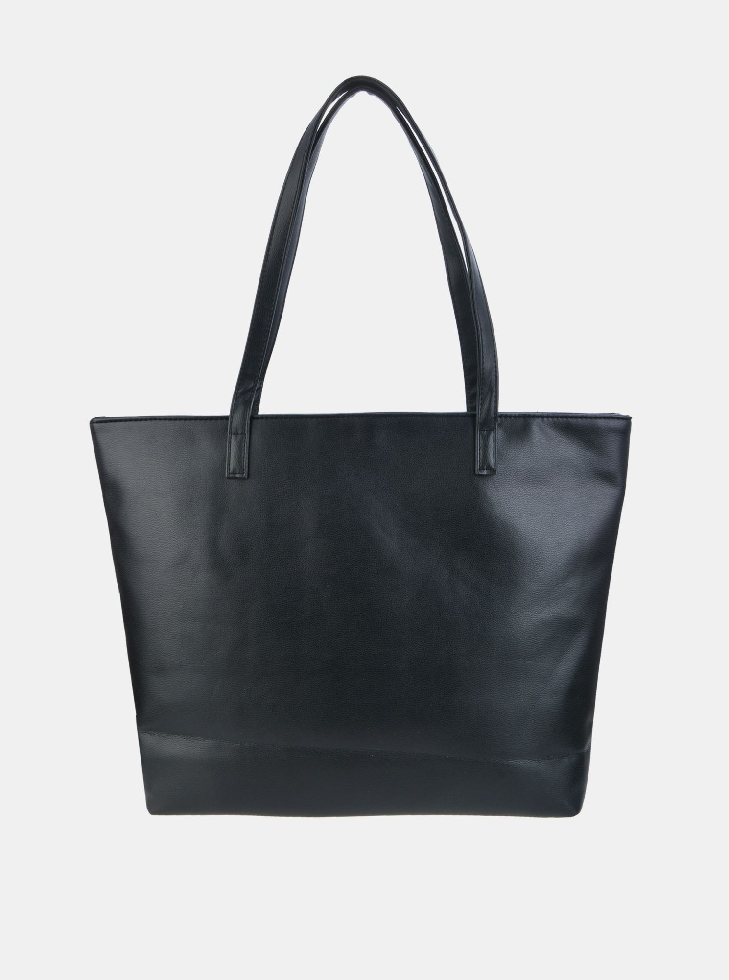 Clayre & Eef nero borsa shopper