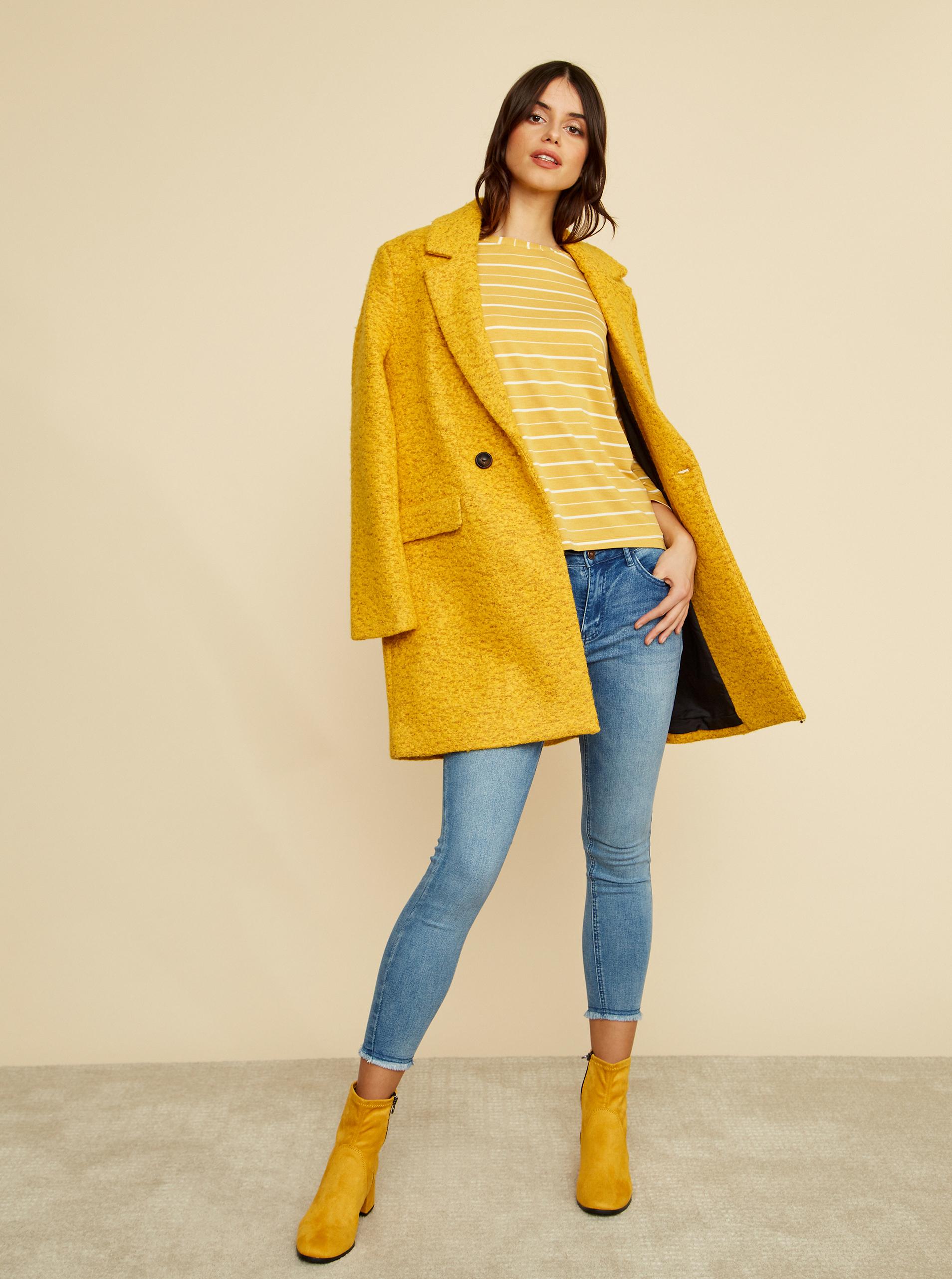 ZOOT giallo maglietta Kleopatra