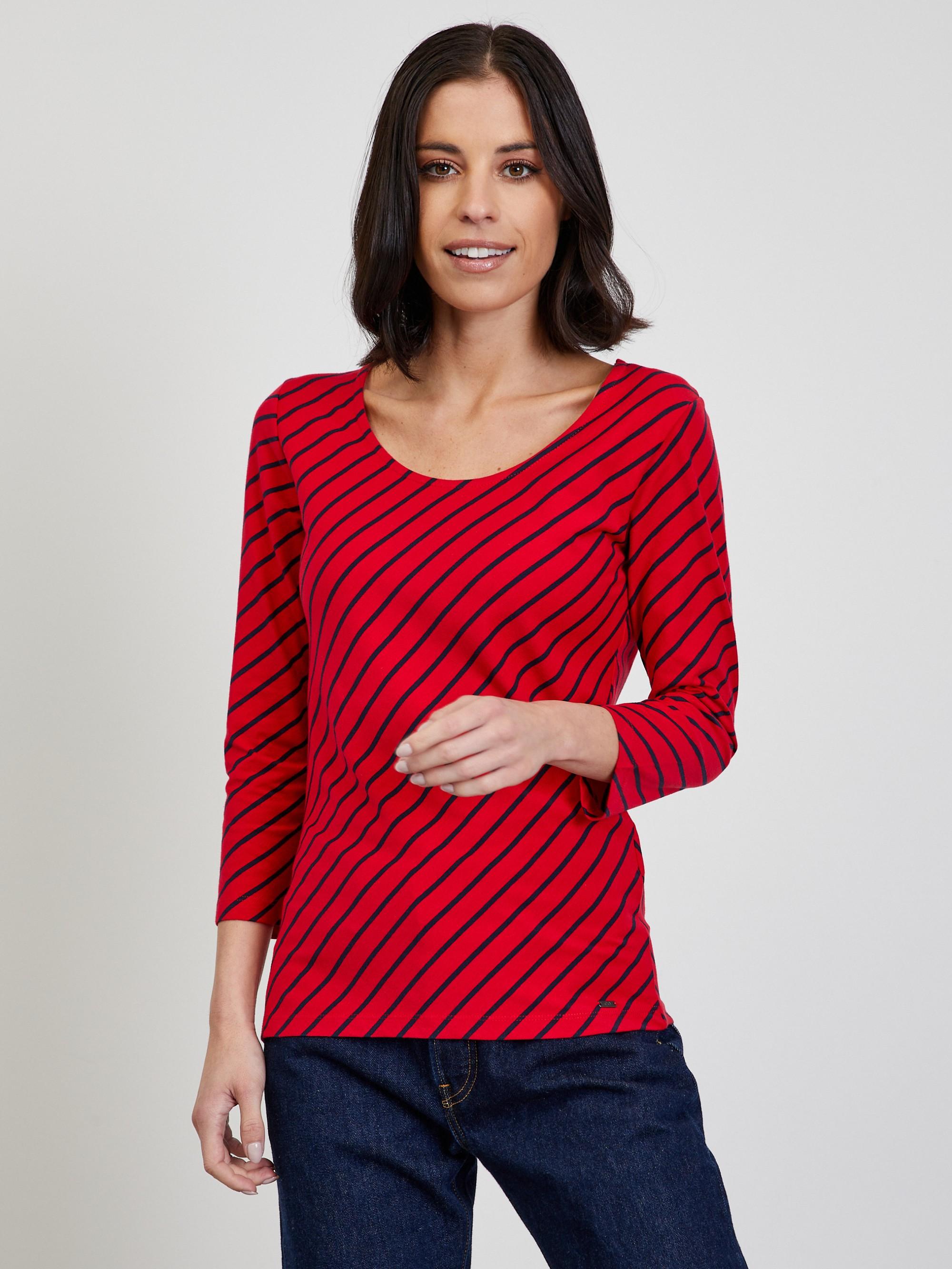 ZOOT rosso maglietta Karin